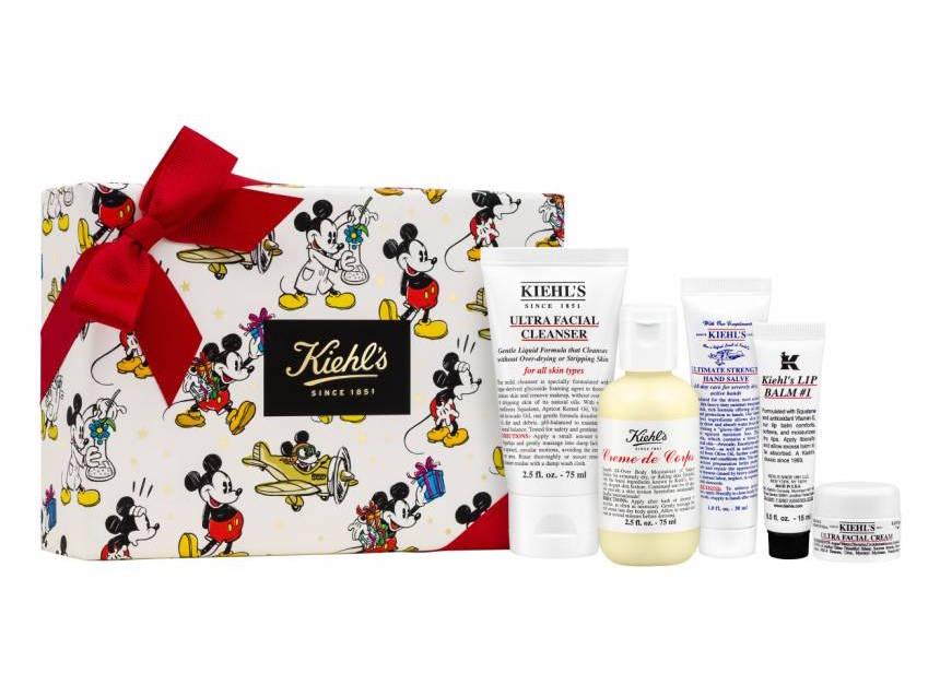 A Kiehl's x Disney hand cream set