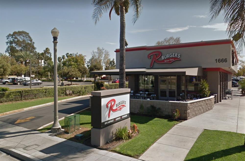 R Burgers Riverside California