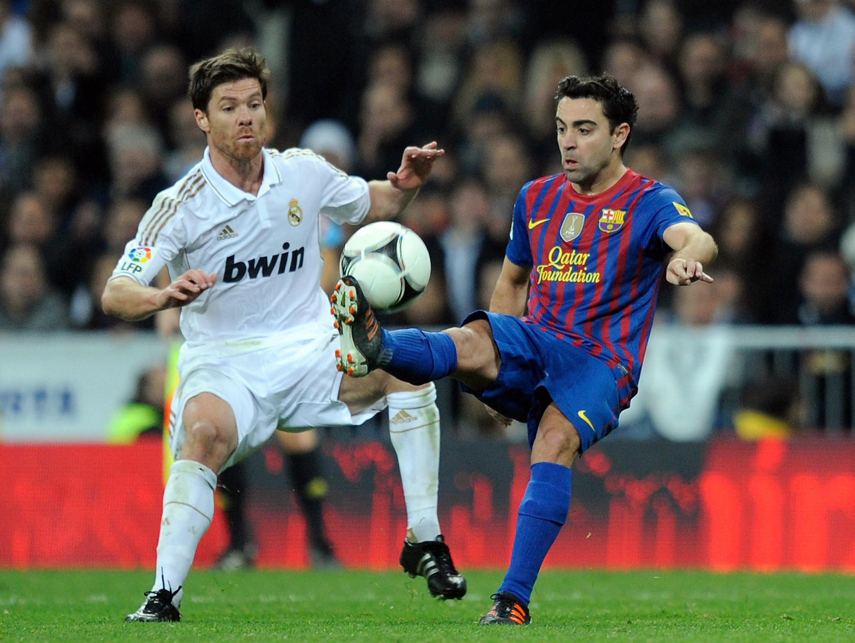 Xavi was the best midfielder to ever play