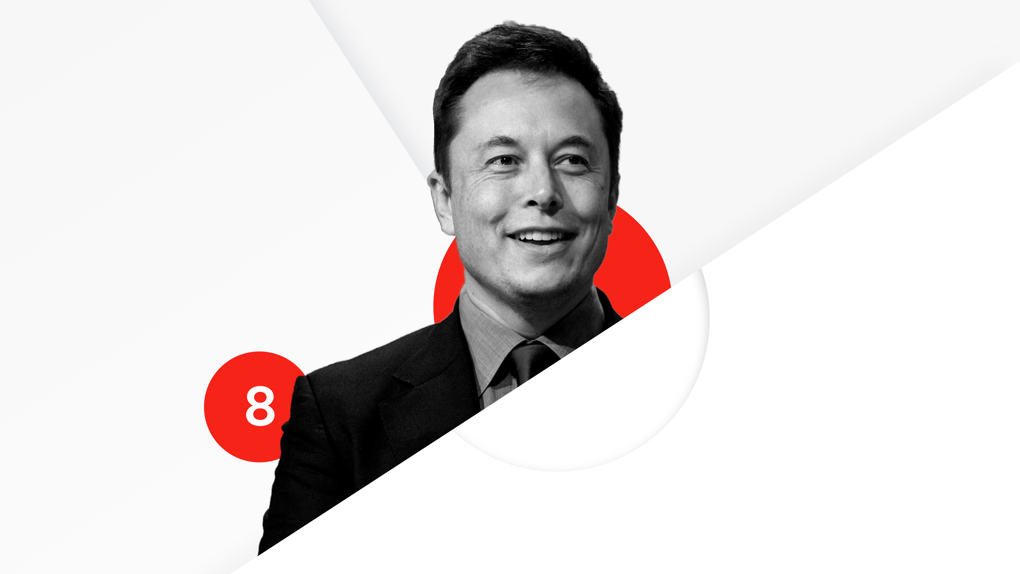 Tesla's Elon Musk is No. 8 on the Recode 100.