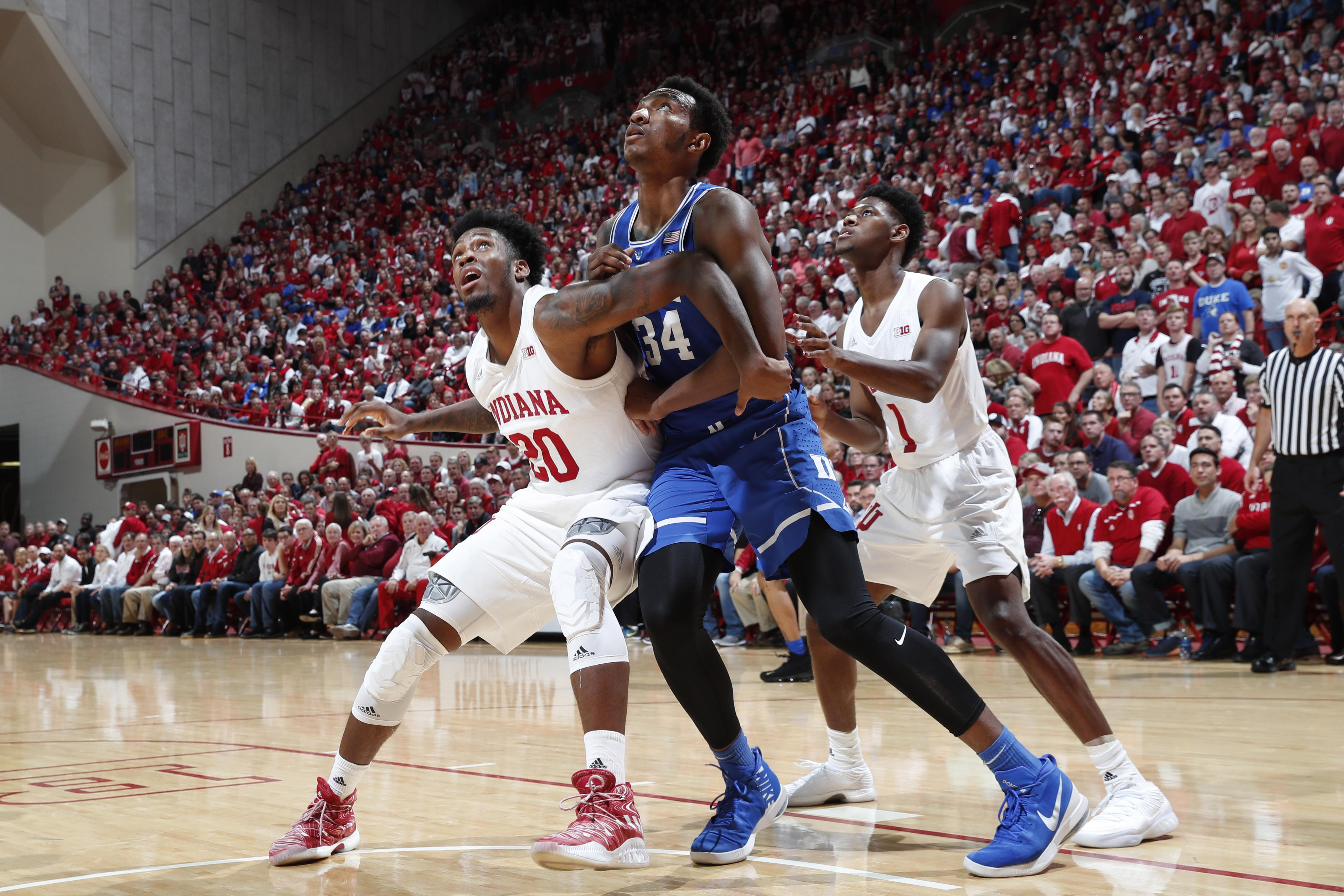 Duke at Indiana image