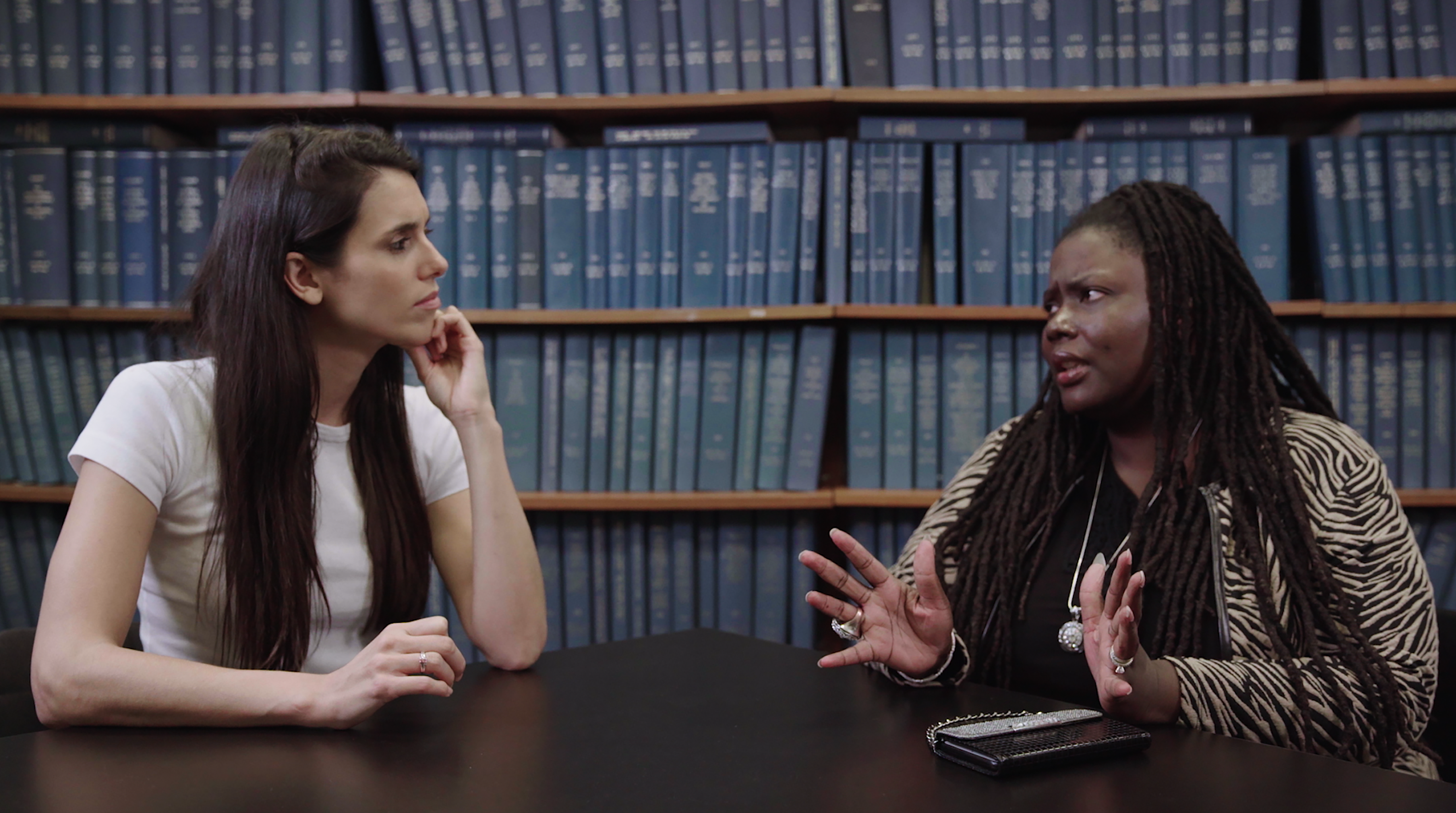 Liz Plank talks to Pastor Damele Collier about the rise in infidelity rates among women