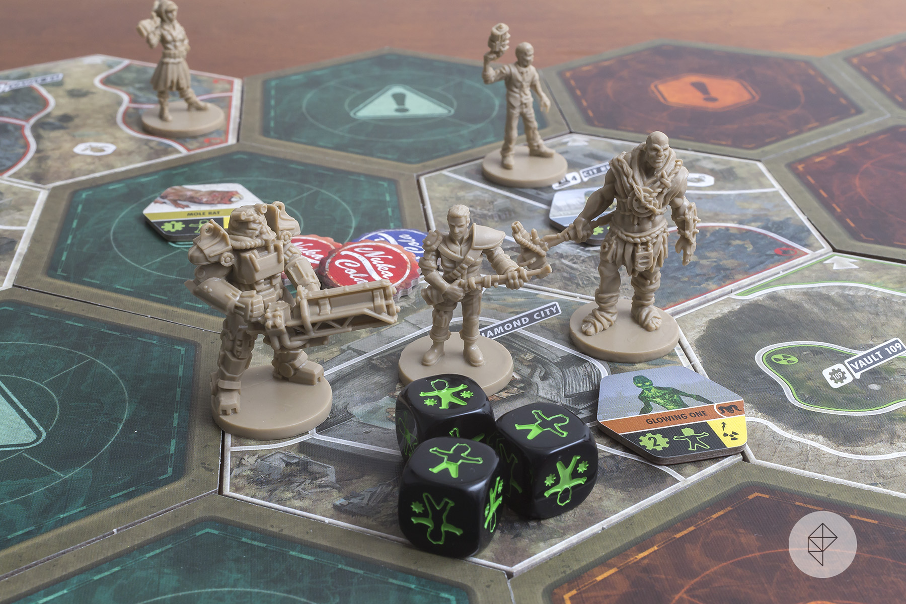 Fallout board game celebrates the series' excellent storytelling