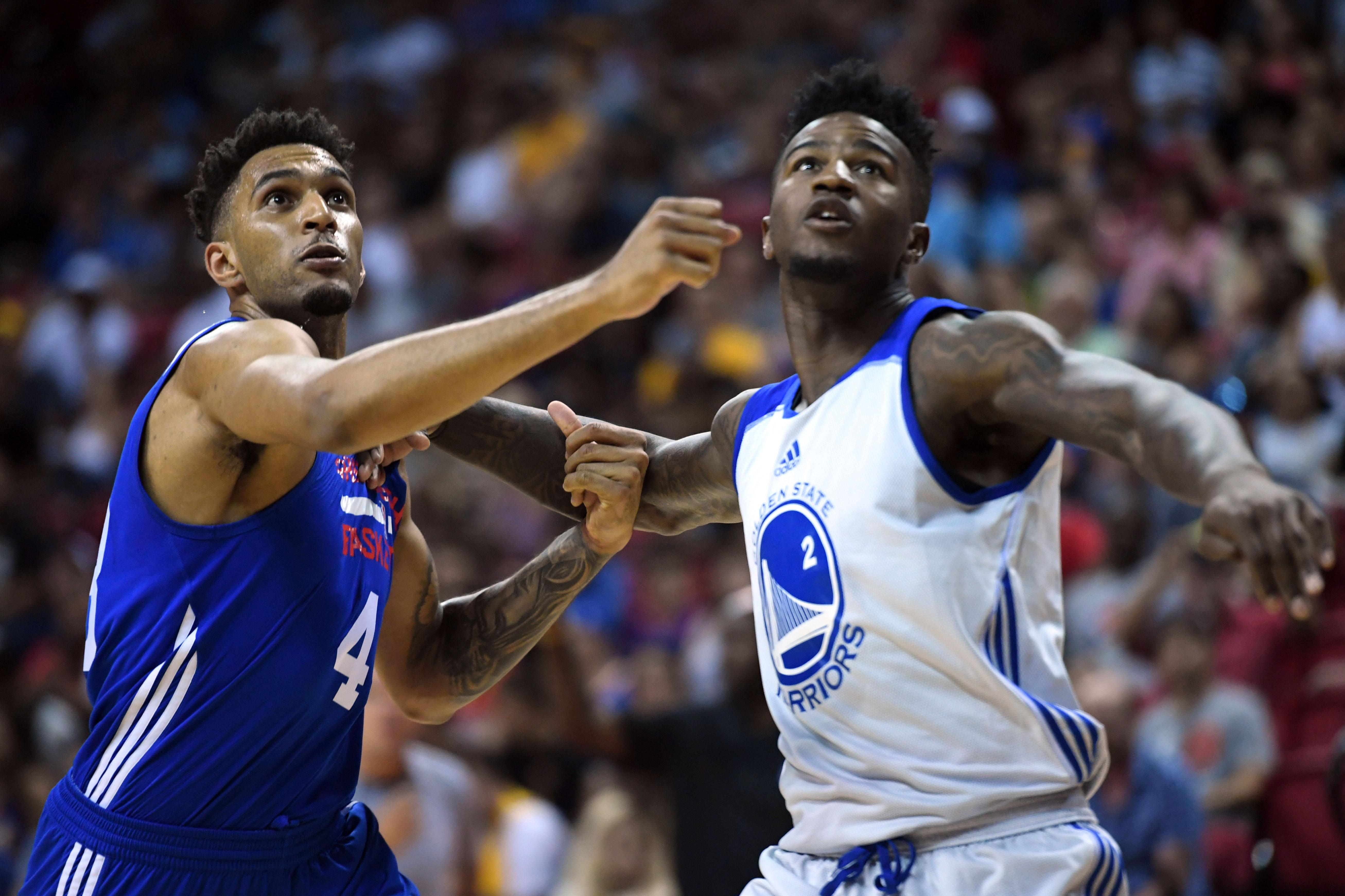 NBA: Summer League-Philadelphia 76ers at Golden State Warriors