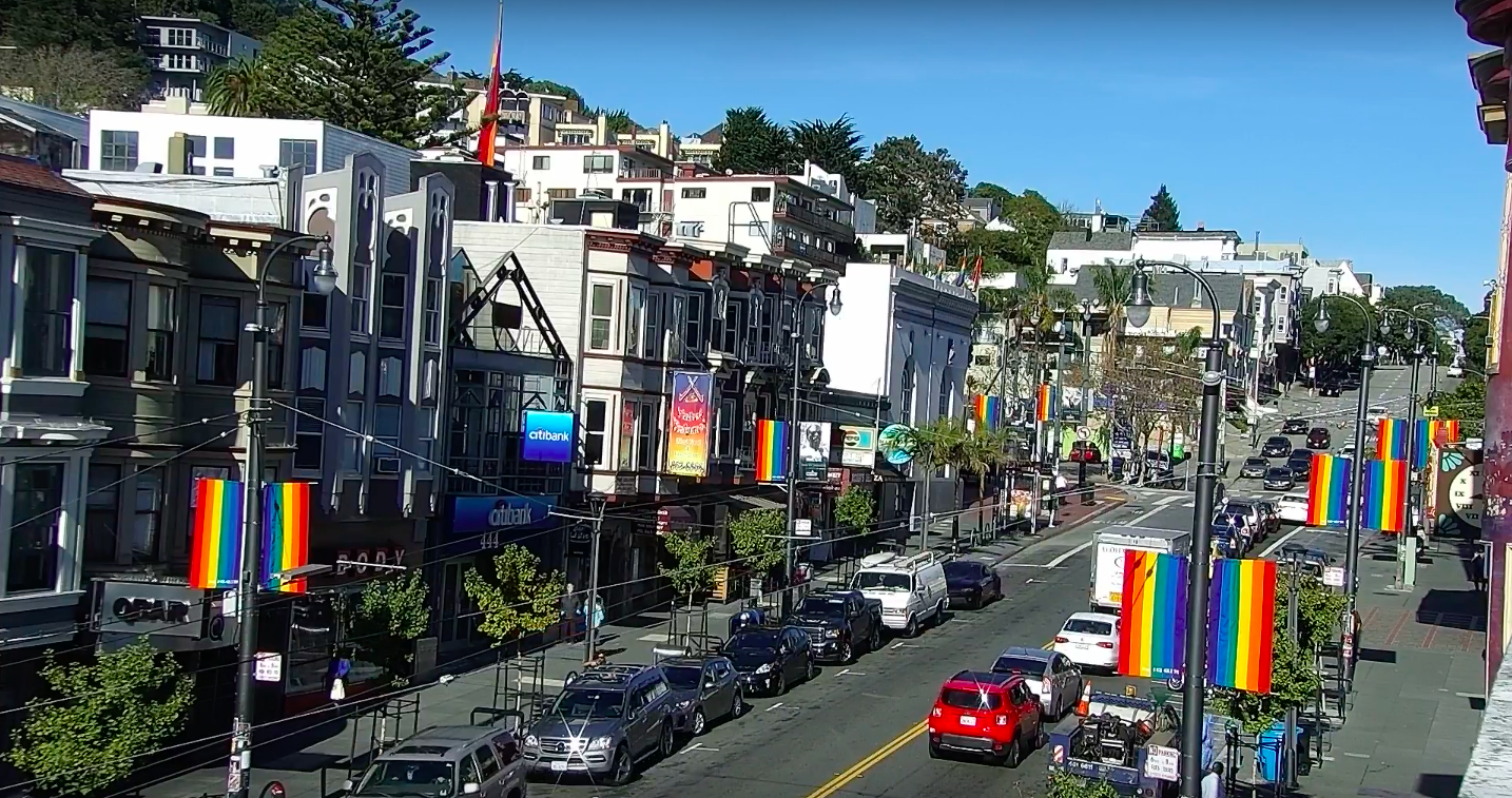 Castro San Francisco Gay