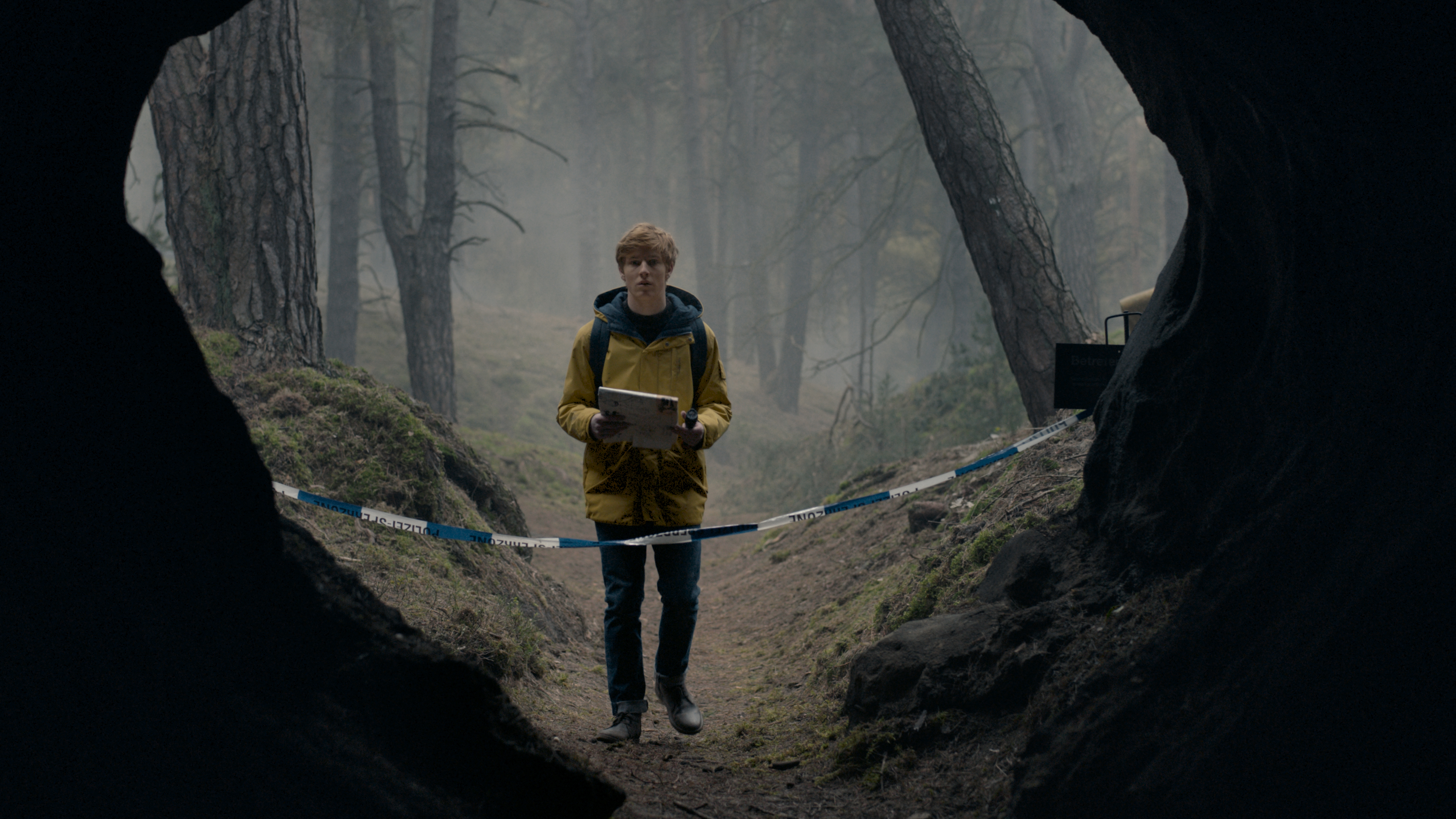 Netflix's Dark is hard to watch, and impossible to stop