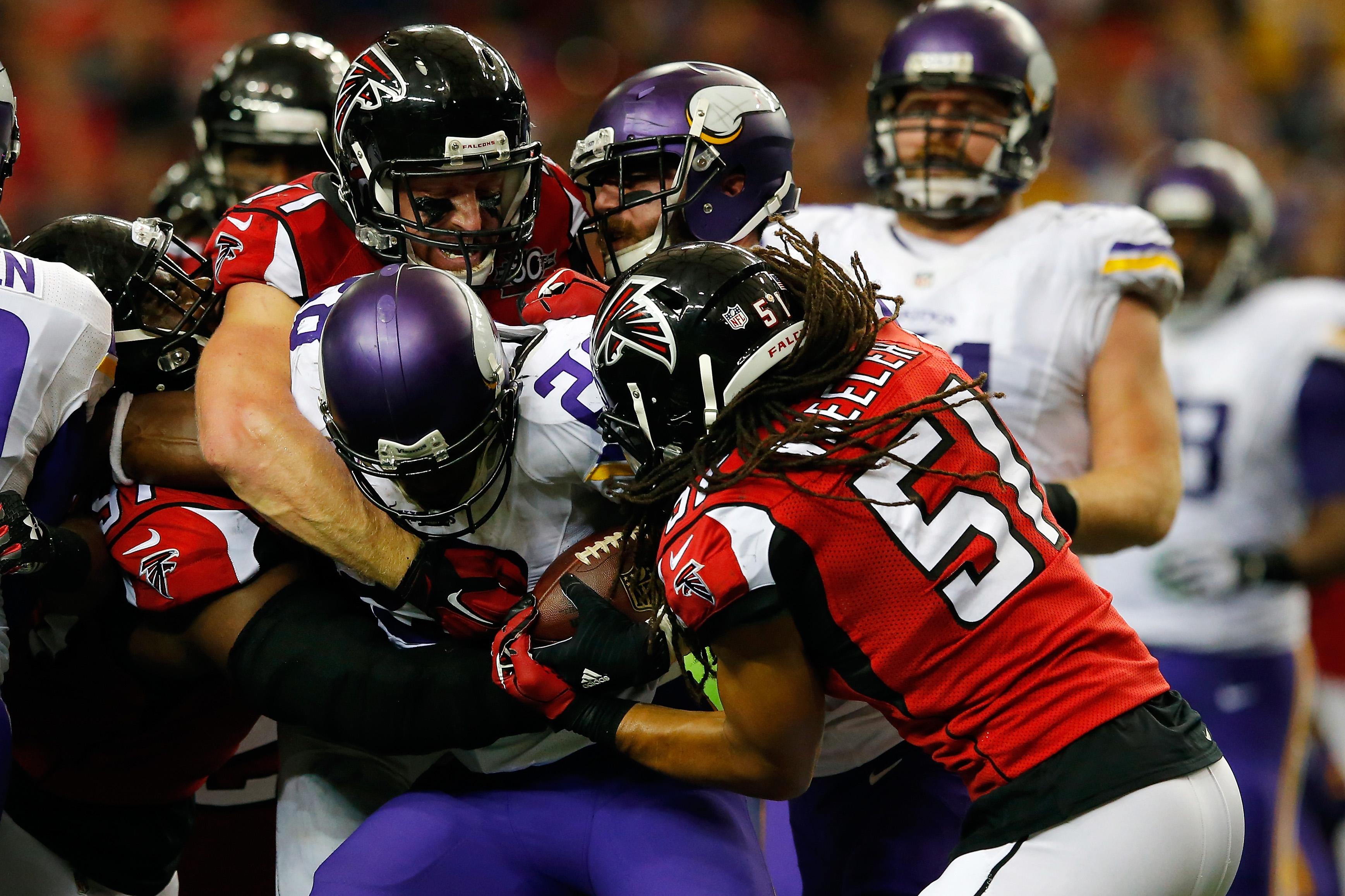 Minnesota Vikings v Atlanta Falcons