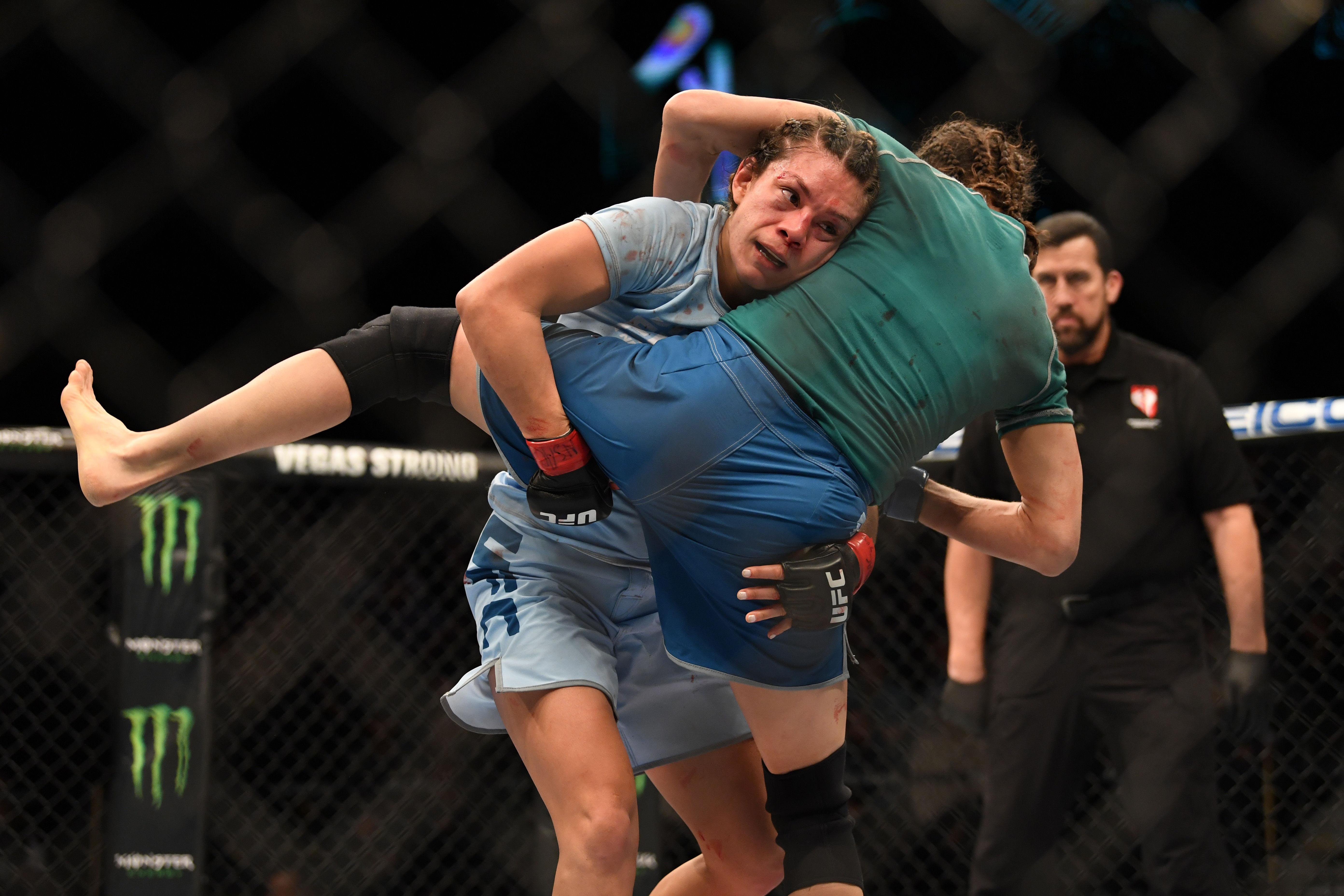 MMA: TUF 26 Finale Montano vs Modafferi