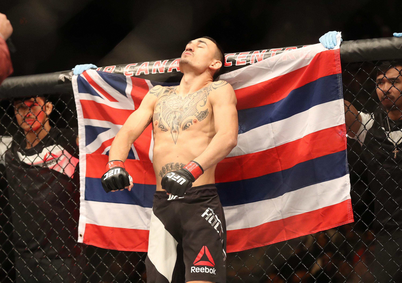 MMA: UFC 206-Holloway vs Pettis