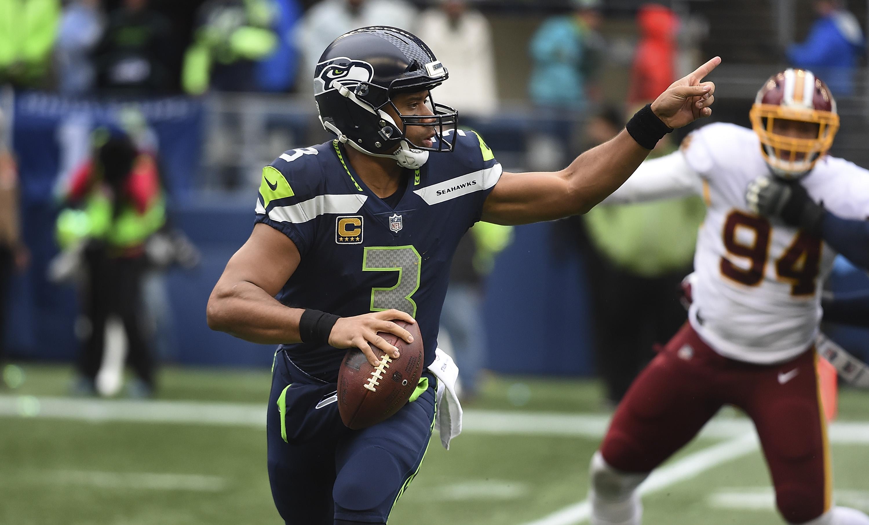Washington Redskins vSeattle Seahawk
