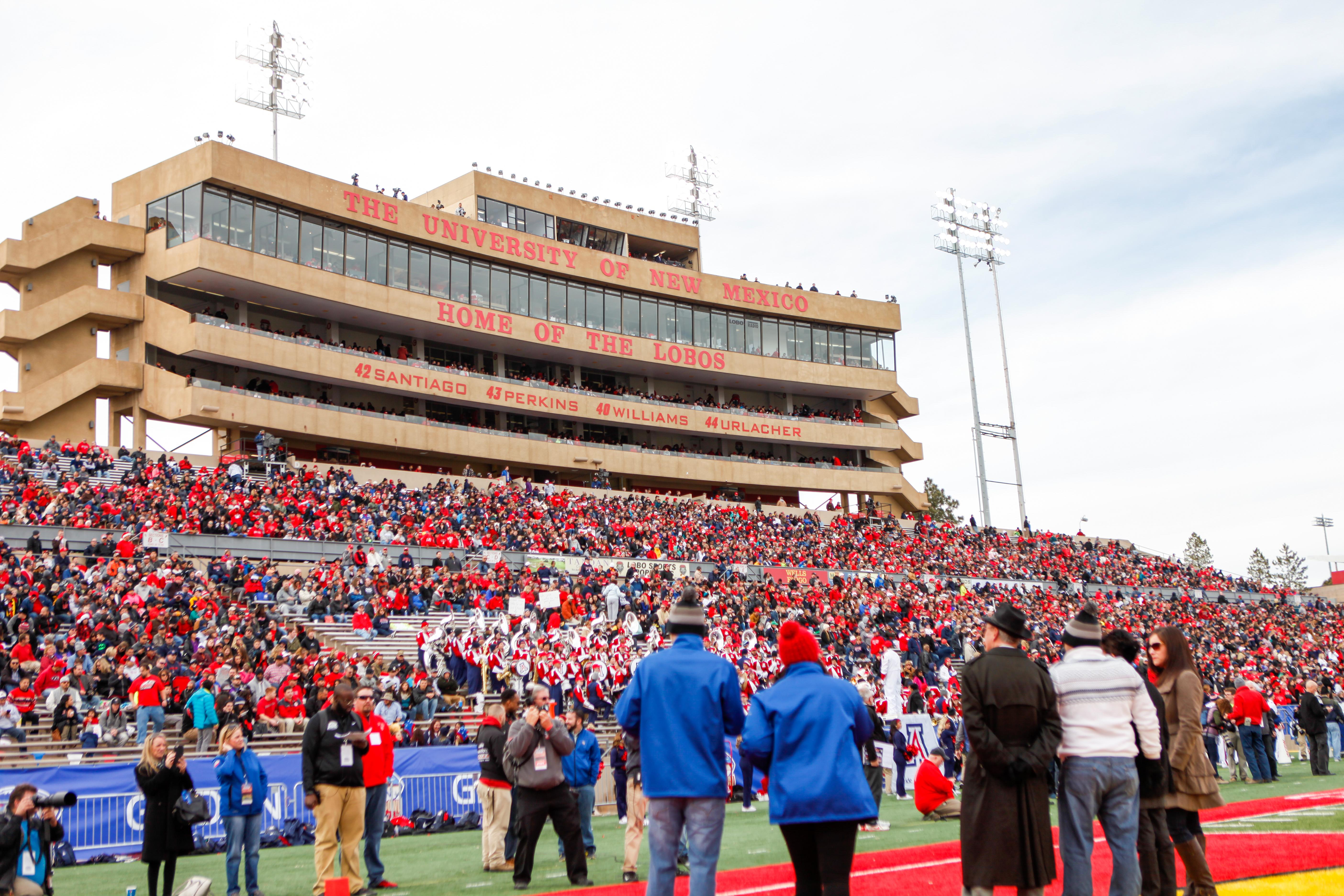 Gildan New Mexico Bowl - Arizona v New Mexico