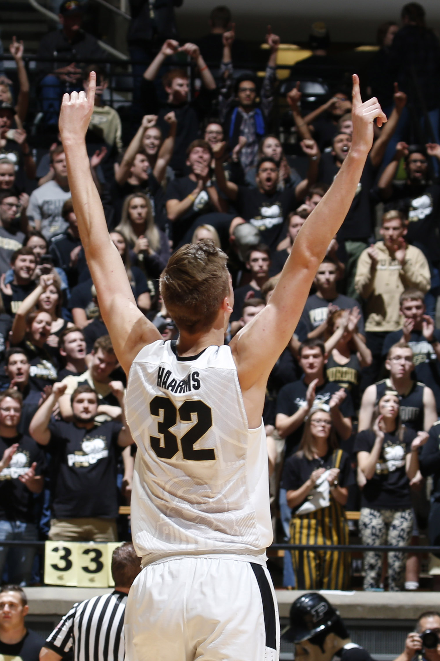VIDEO: Purdue Basketball's New Intro is FIRE - Hammer and Rails