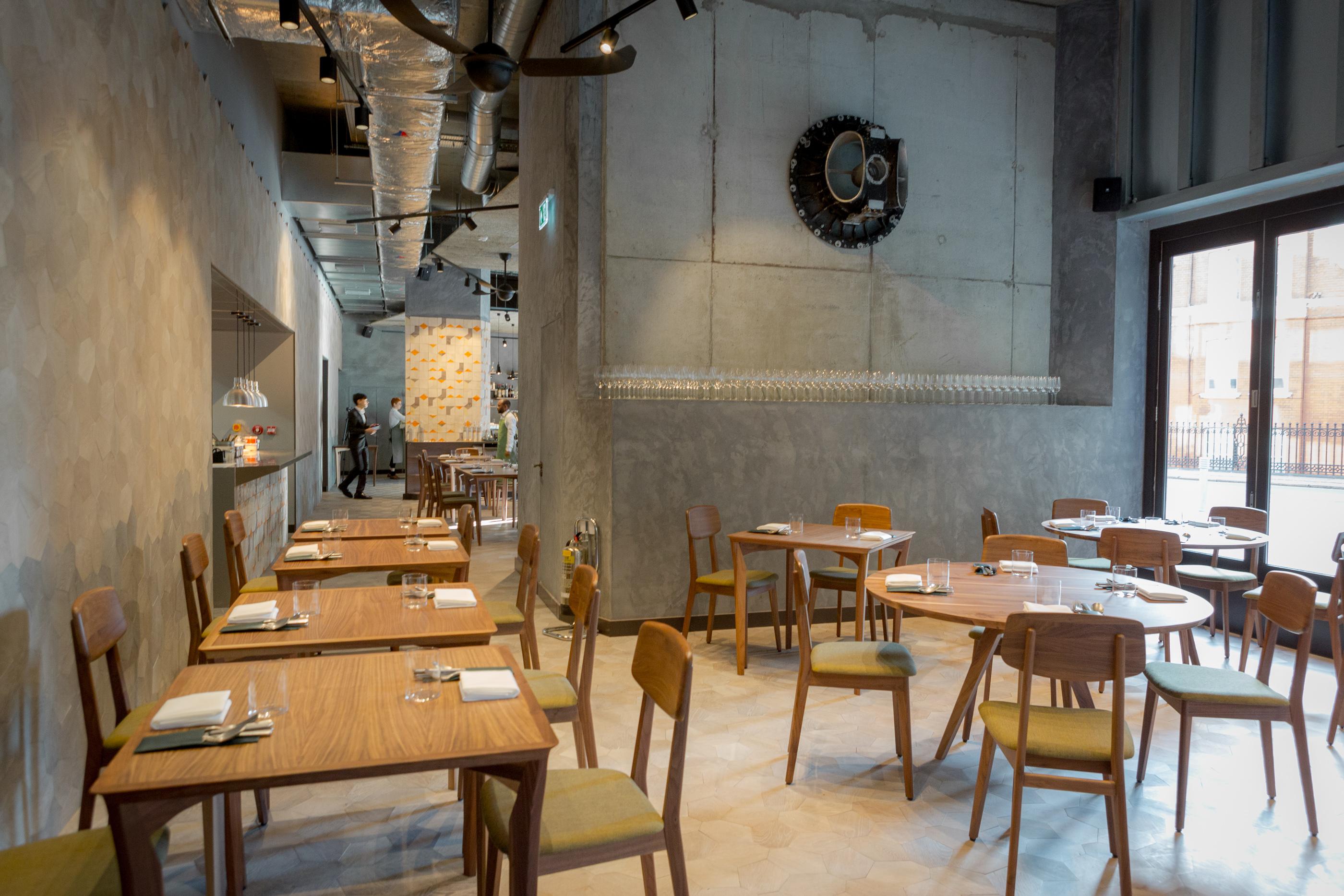 Londrino restaurant in Bermondsey by Leandro Carreira will close in London