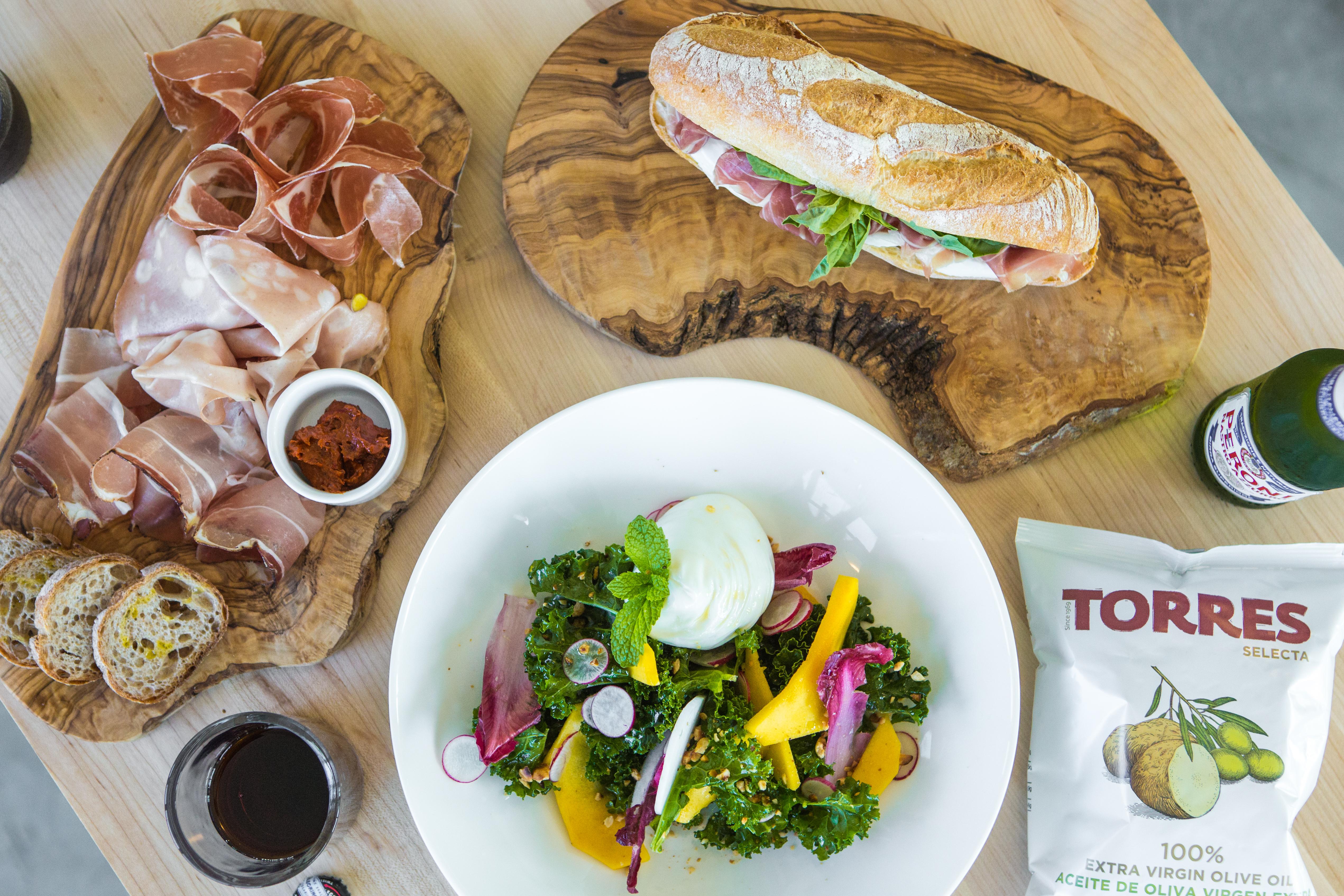 Take a Look Inside Italian Sandwich Haven La Matta