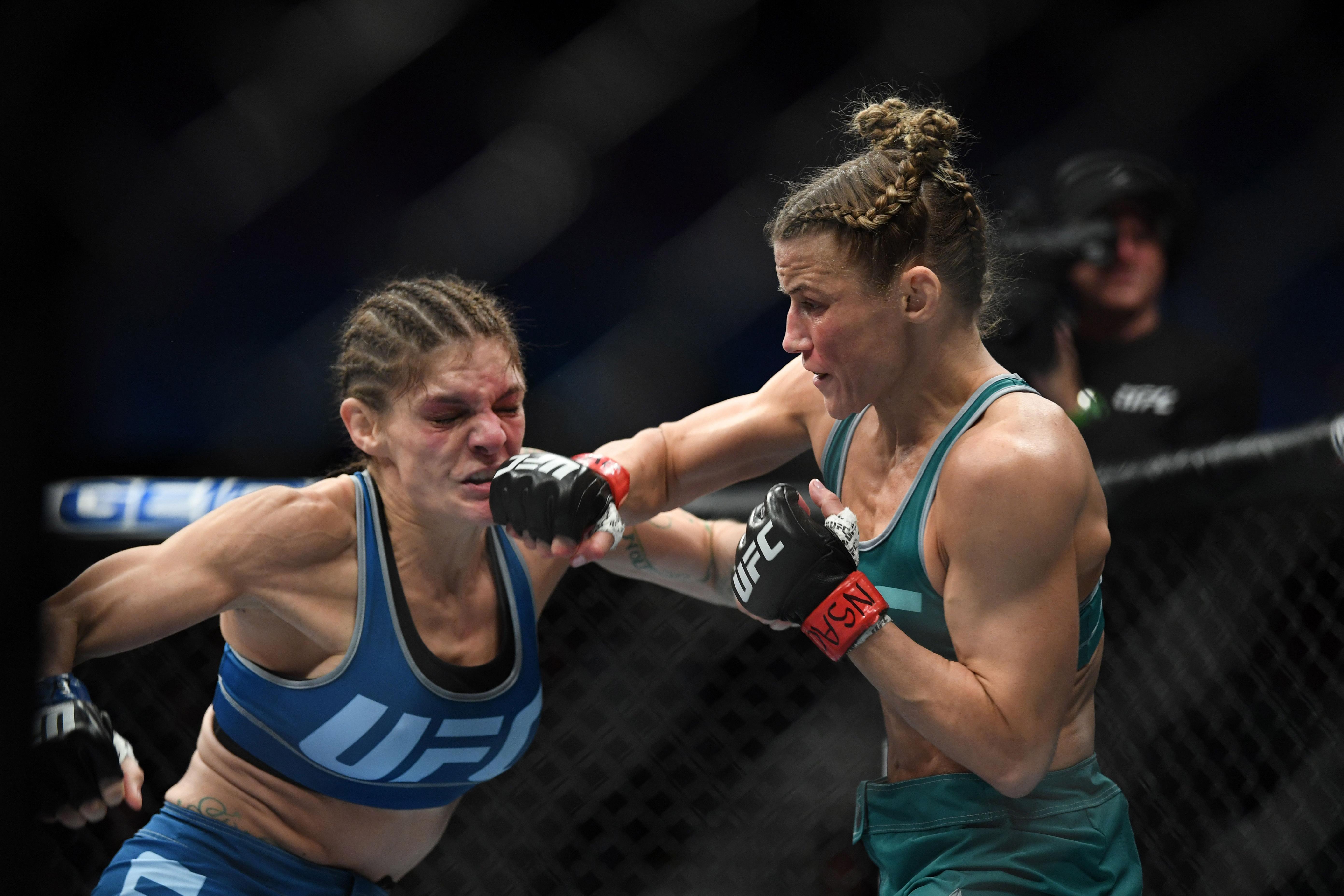 MMA: TUF 26 Finale Honchak vs Murphy
