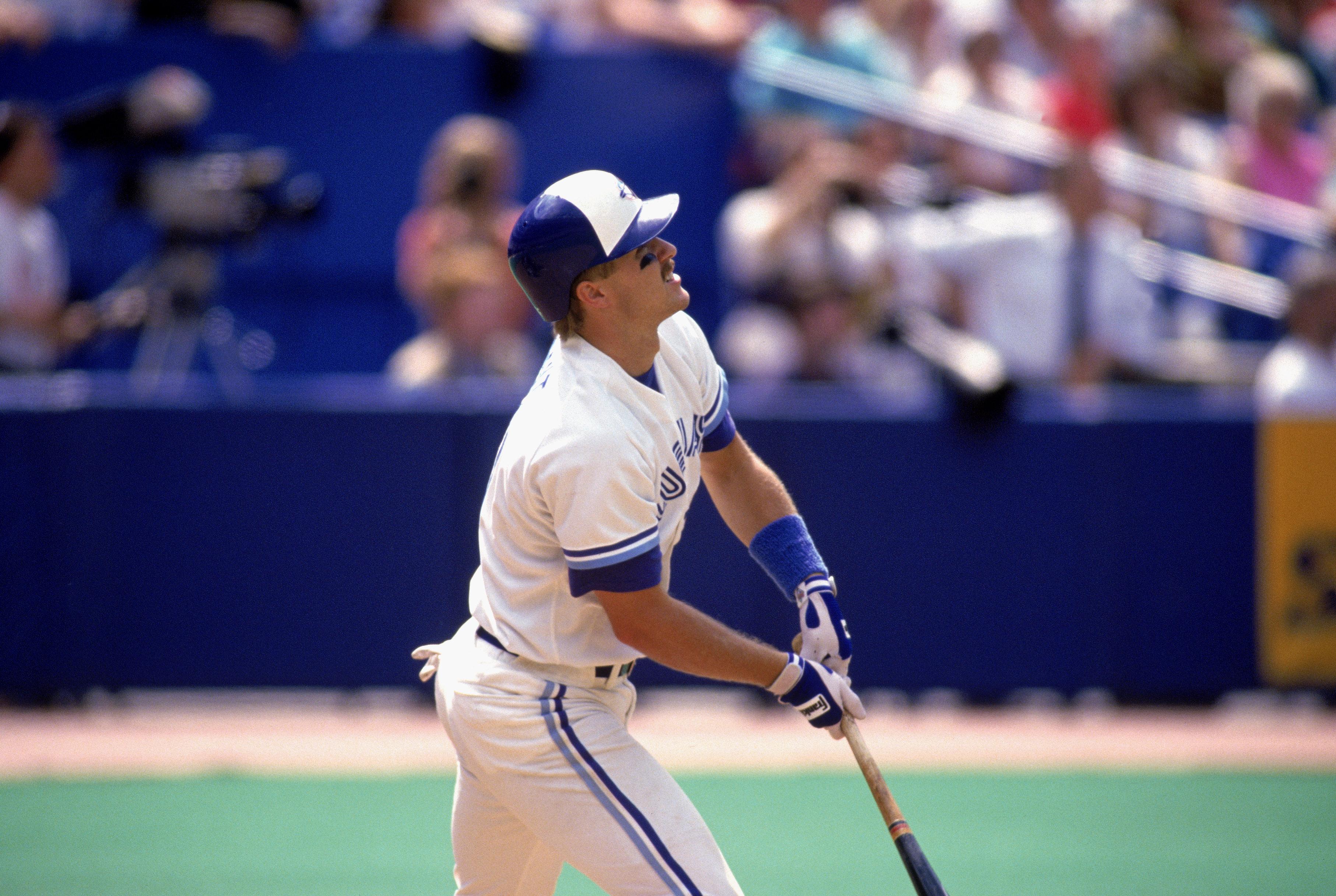Jeff Kent of the Toronto Blue Jays