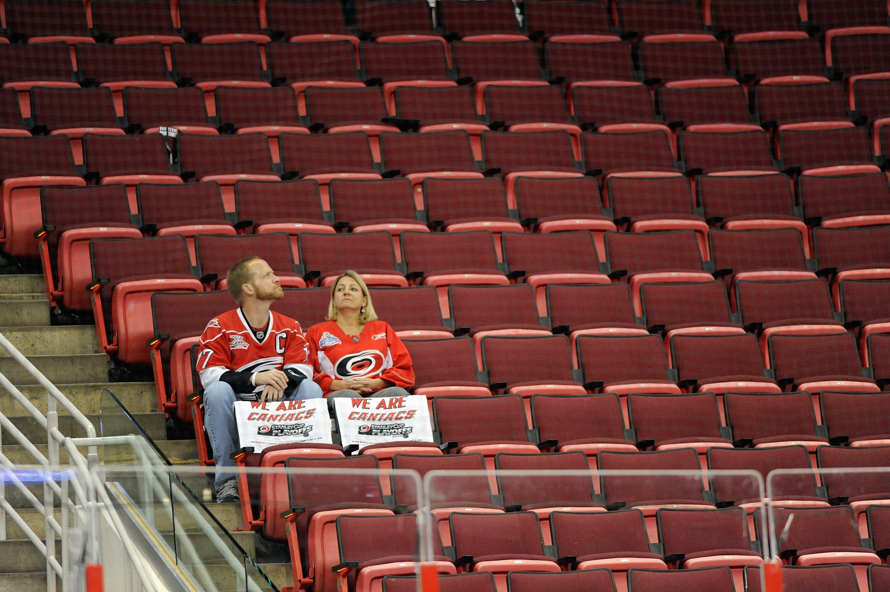 The Carolina Hurricanes are almost always last in NHL attendance, and that's (at least partly) by design