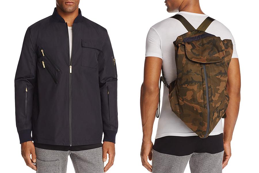 LVL XIII Convertible Backpack Jacket, $495