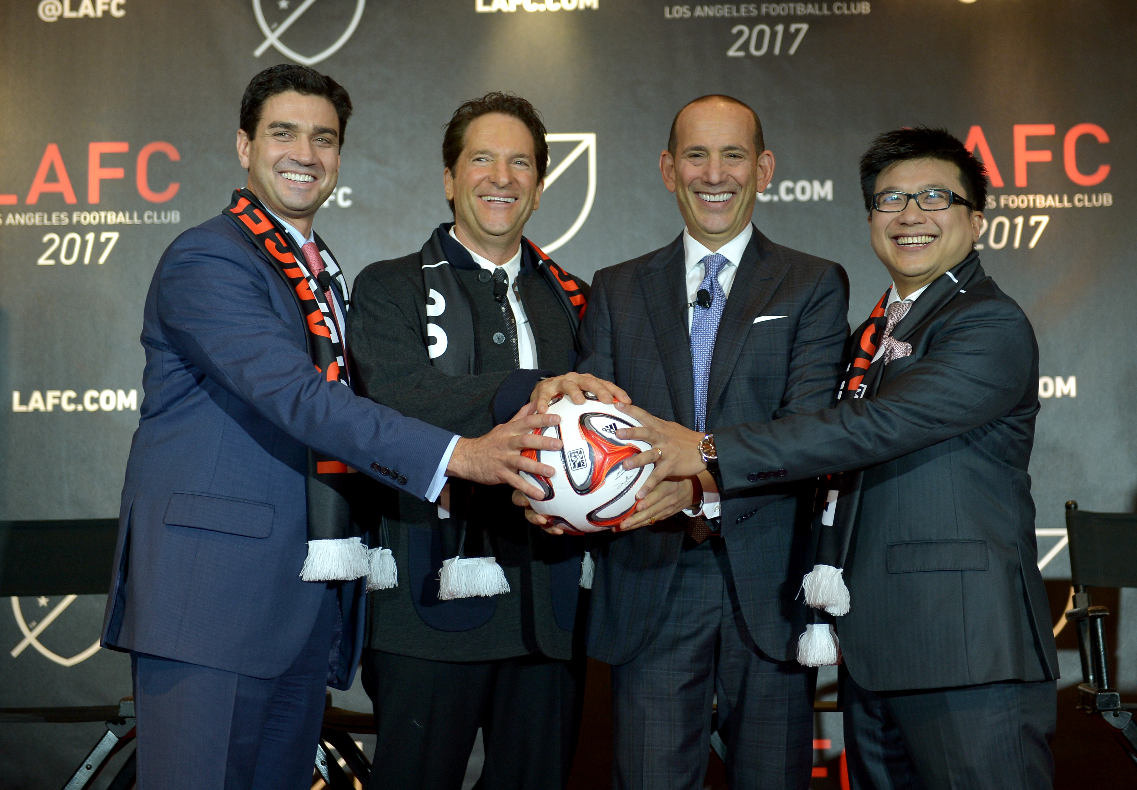 Major League Soccer Awards New Los Angeles Club, Announces Owners
