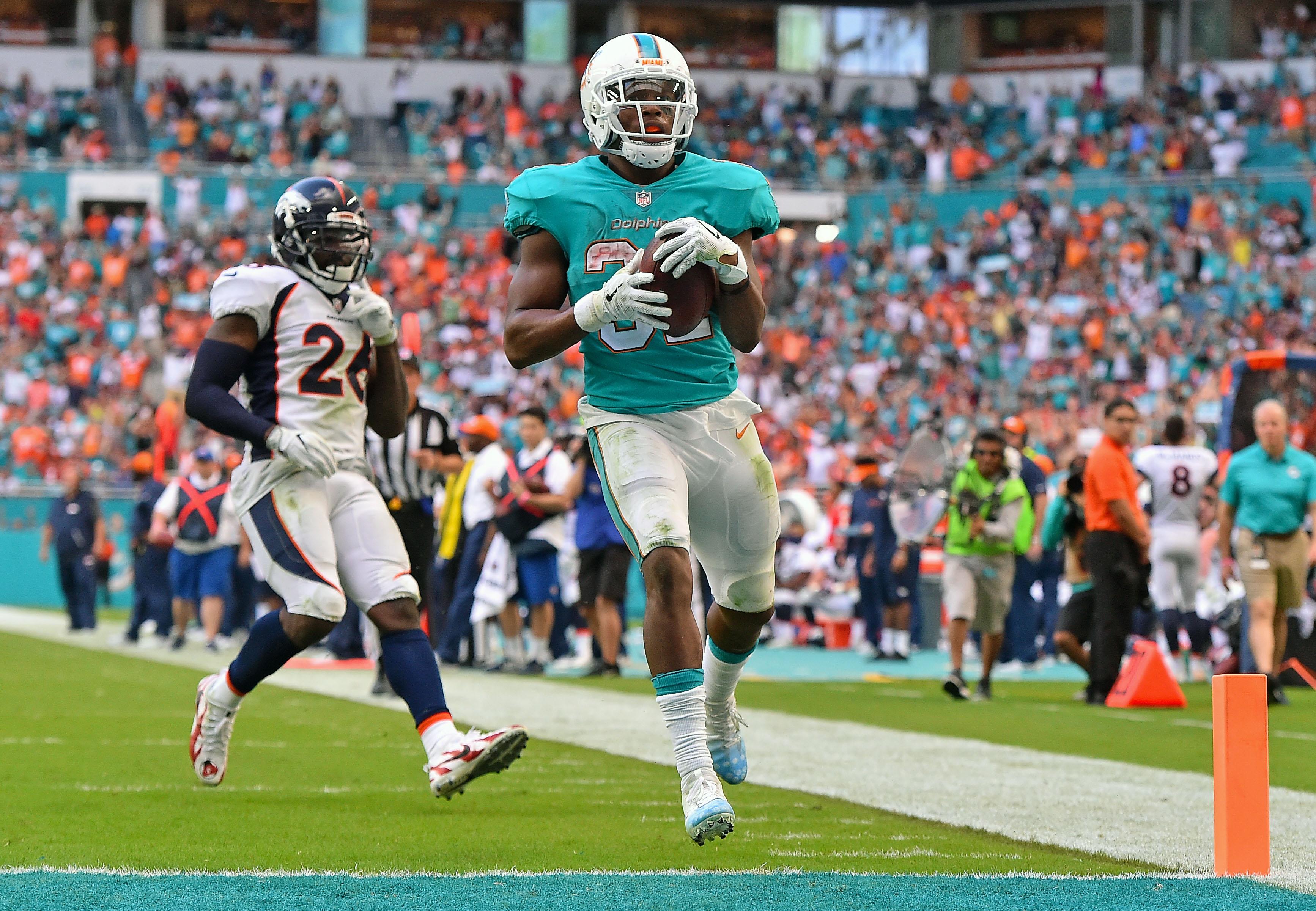 NFL: Denver Broncos at Miami Dolphins