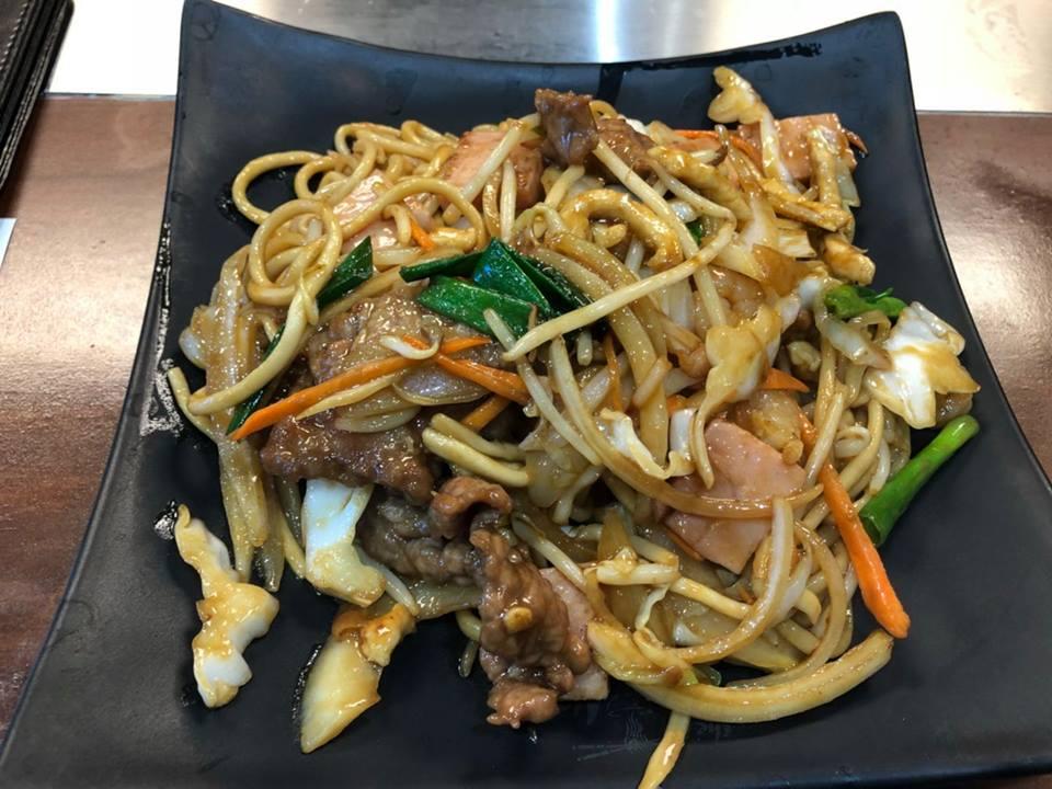The Magic Noodle
