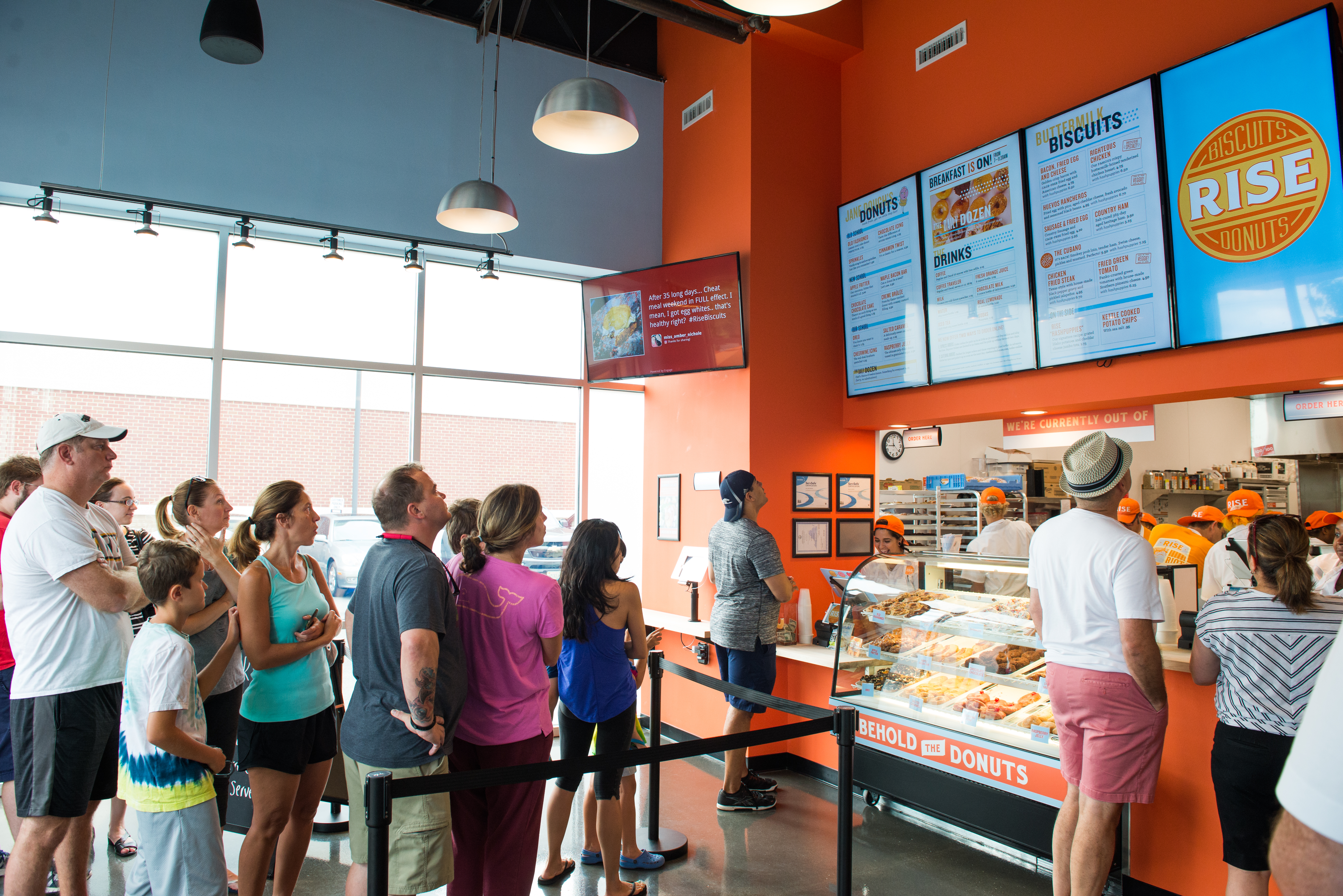 Inside the Doughnut and Biscuit Chain That's About to Be Everywhere