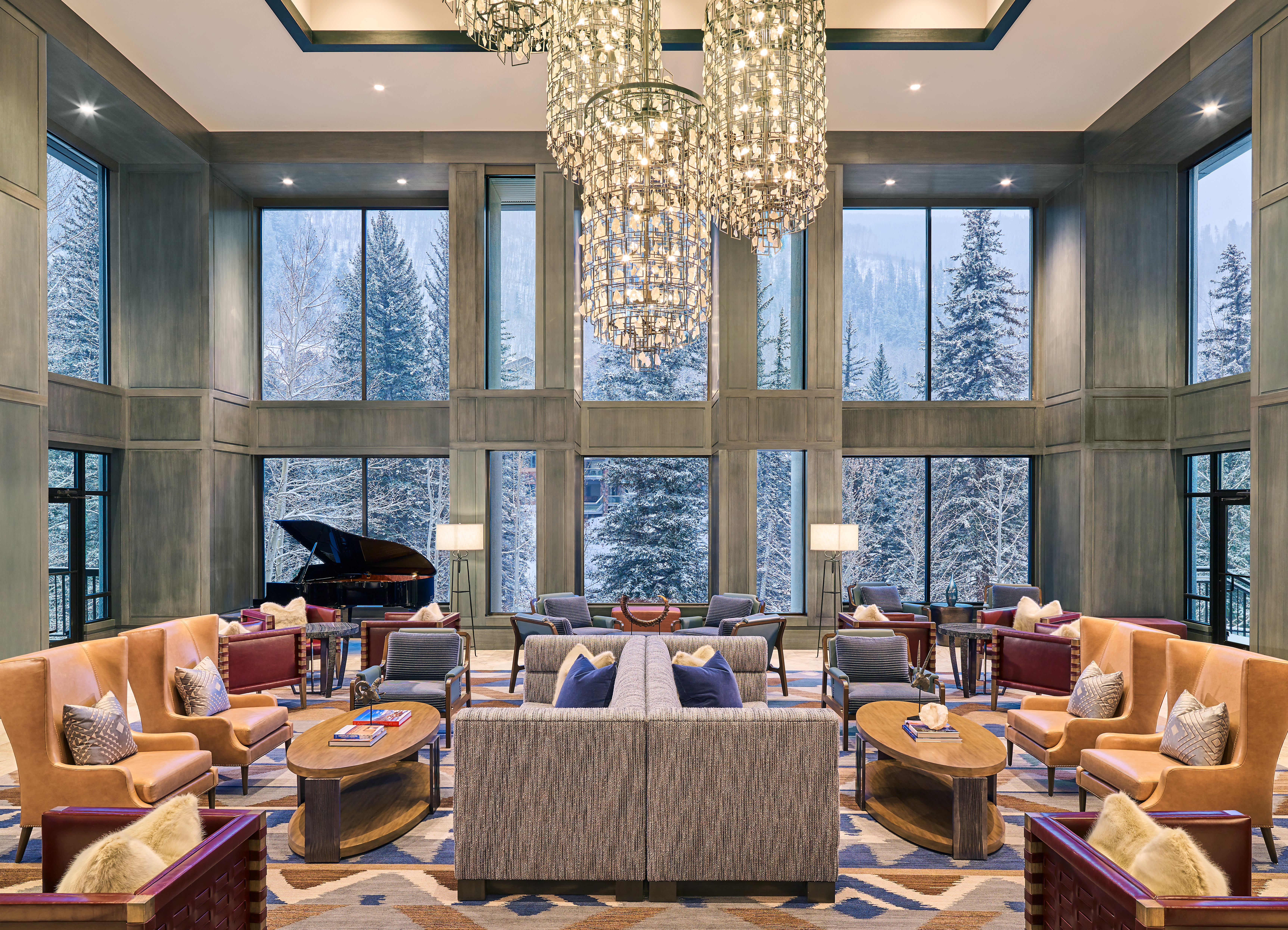 8 new ski hotels to try this winter