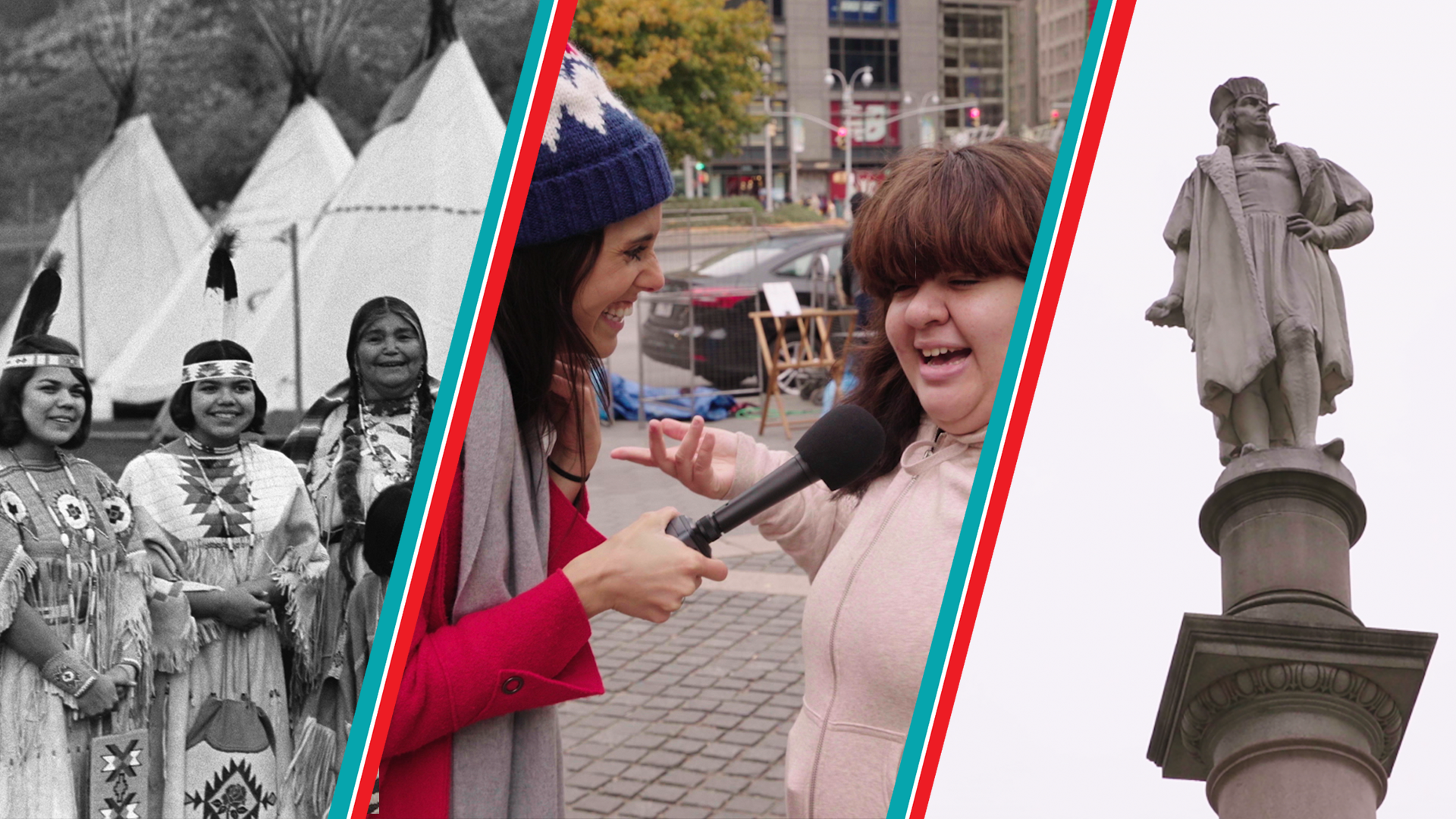 Liz Plank interviews New Yorkers about the lack of women monuments