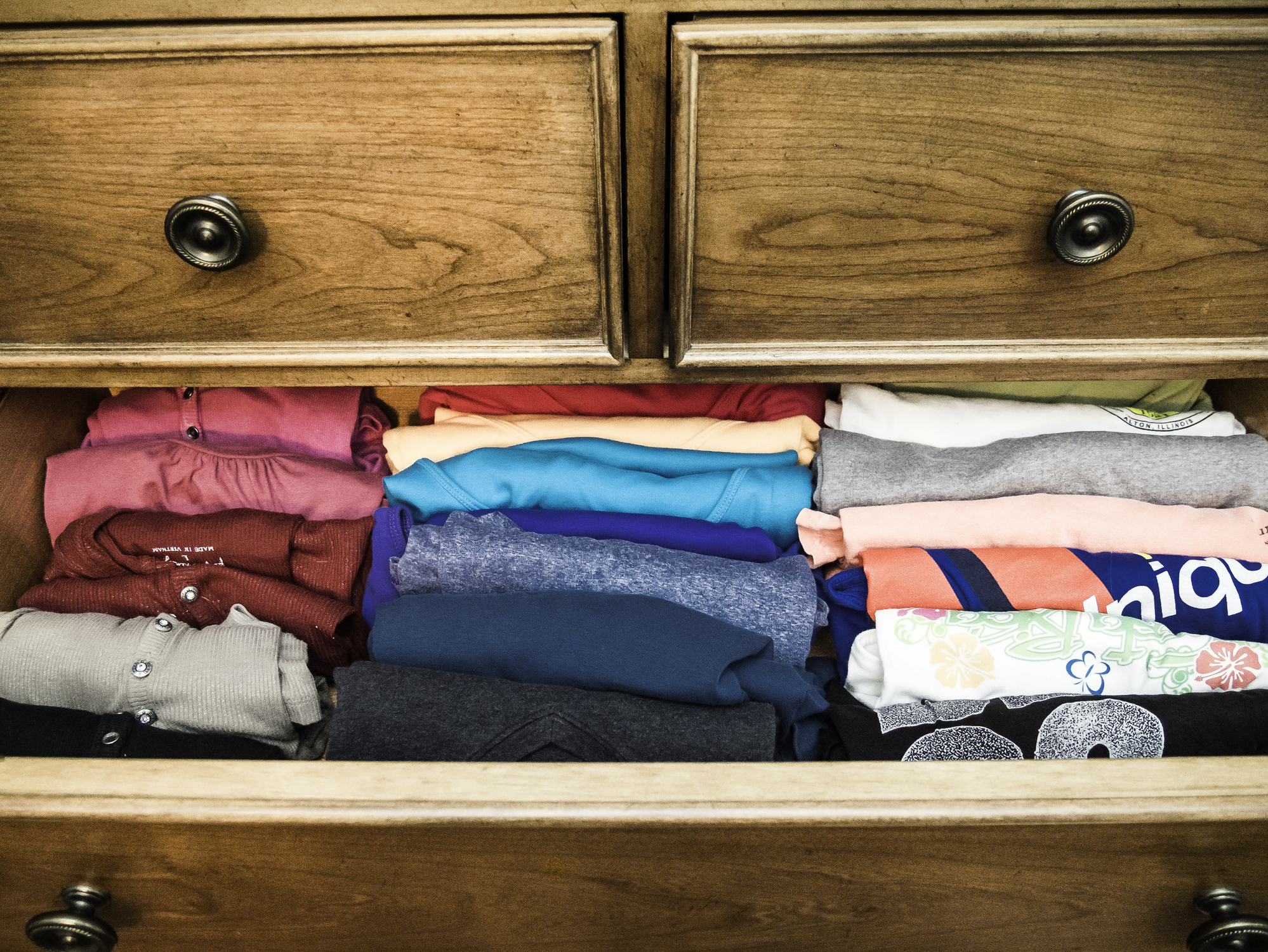 What to Do With T-Shirts You Can't Quite Get Rid Of