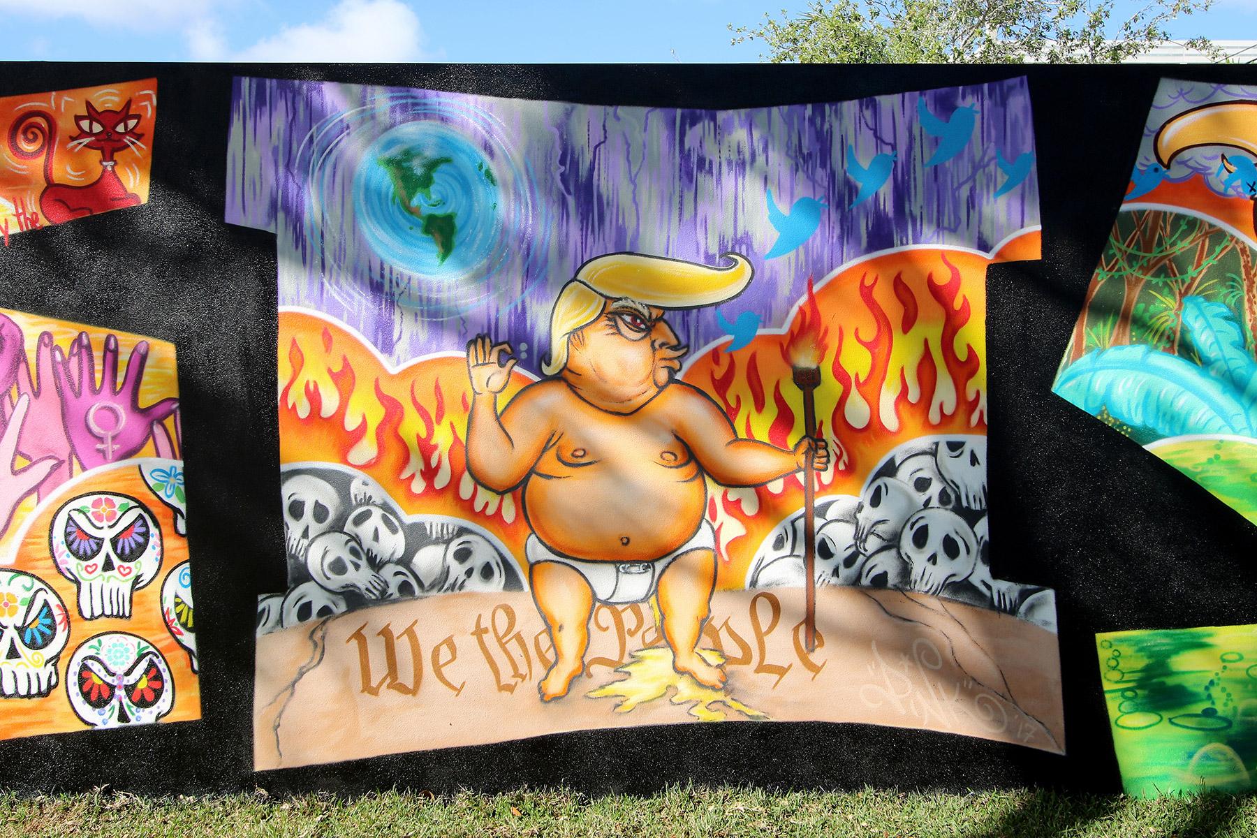 Wynwood Walls unveils 12 new installations for Miami Art Week