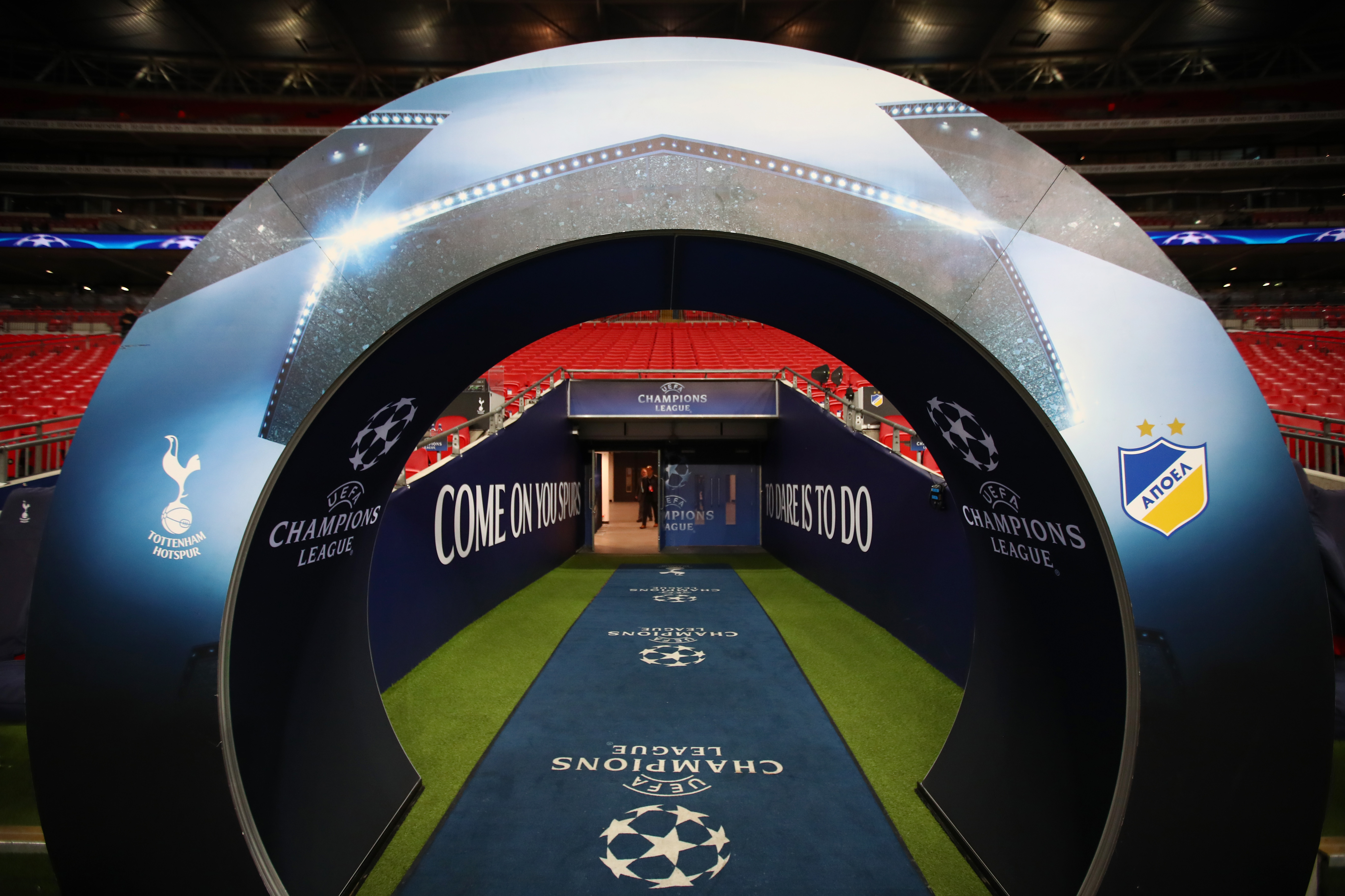 Champions League Draw Update: Champions League 2017-18