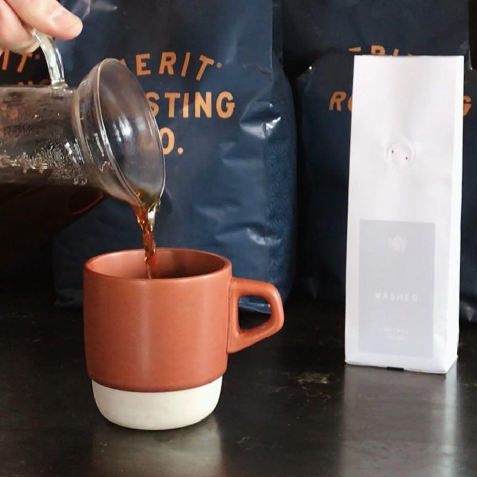 Coffee at Merit