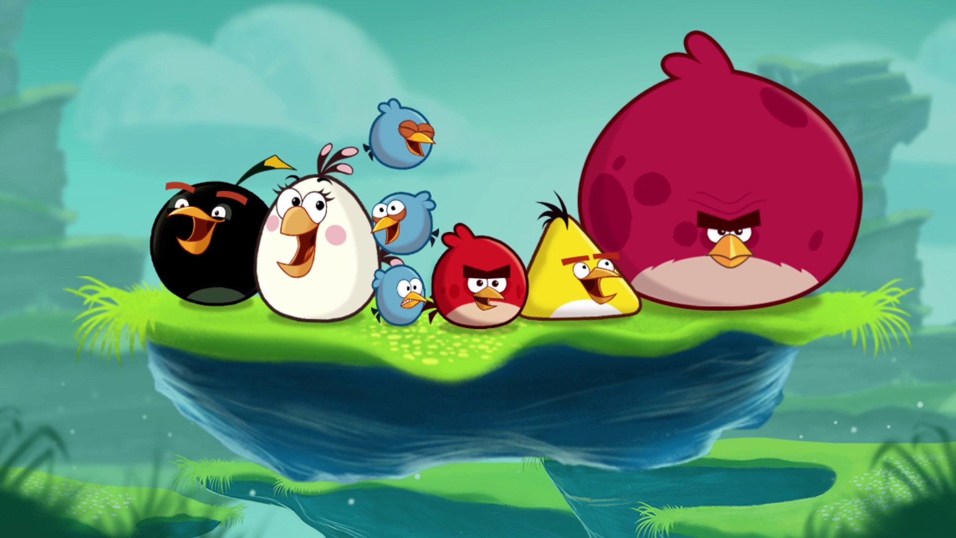 Angry Birds Family Bing Images