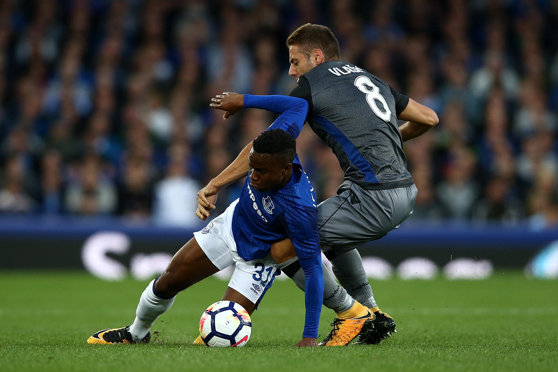 Everton FC v Hajduk Split - UEFA Europa League Qualifying Play-Offs Round: First Leg