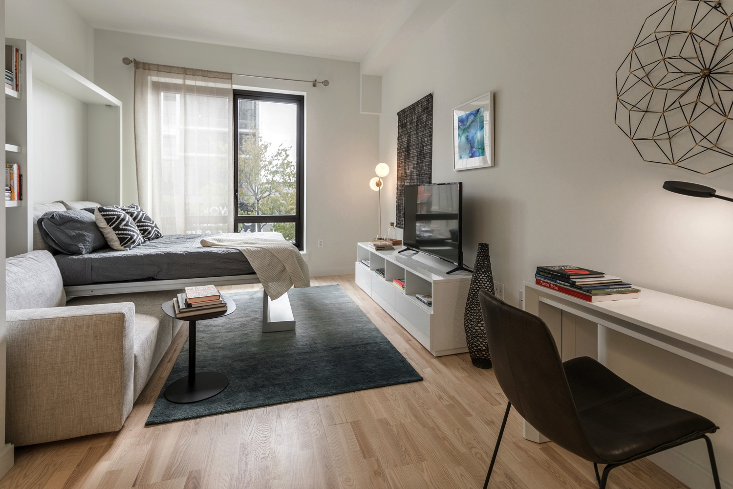 New Brooklyn Rental Offers Some Of The Smallest Legal Apartments In Nyc