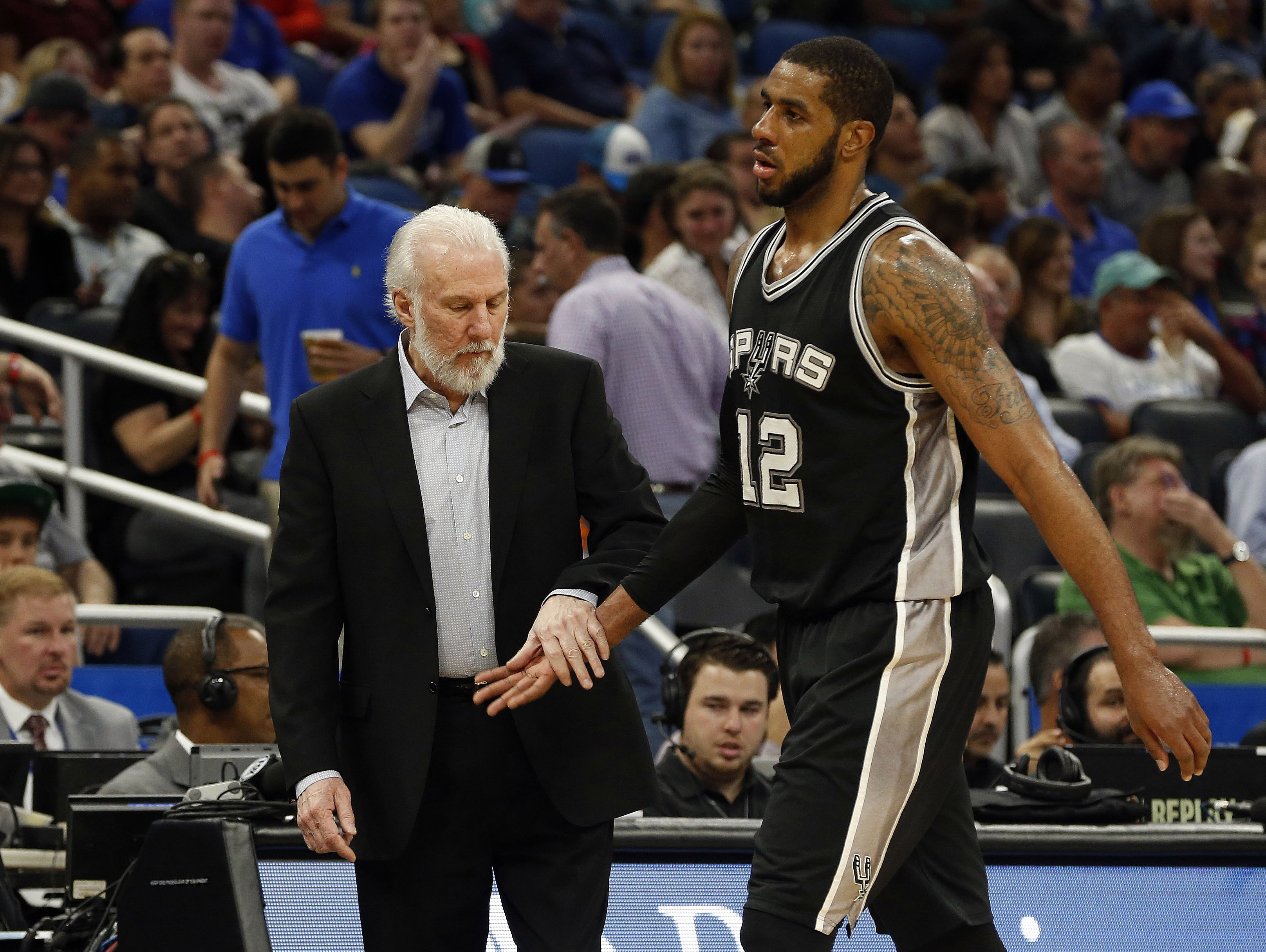 How did the Spurs play so well without Kawhi Leonard?