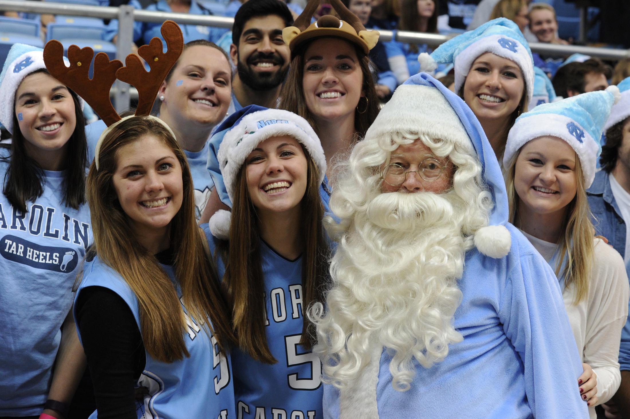 NCAA Basketball: Appalachian State at North Carolina