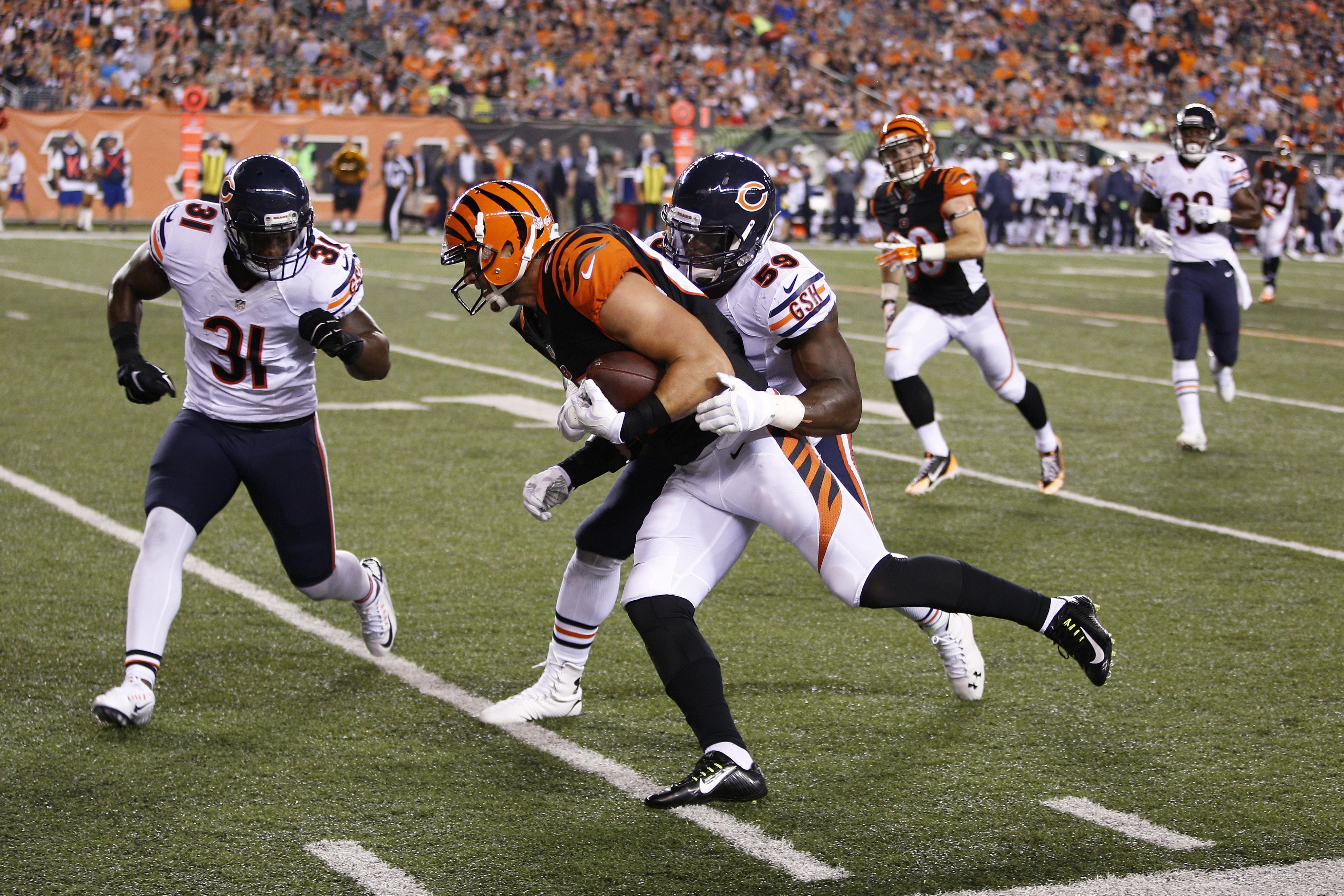 Chicago Bears v Cincinnati Bengals