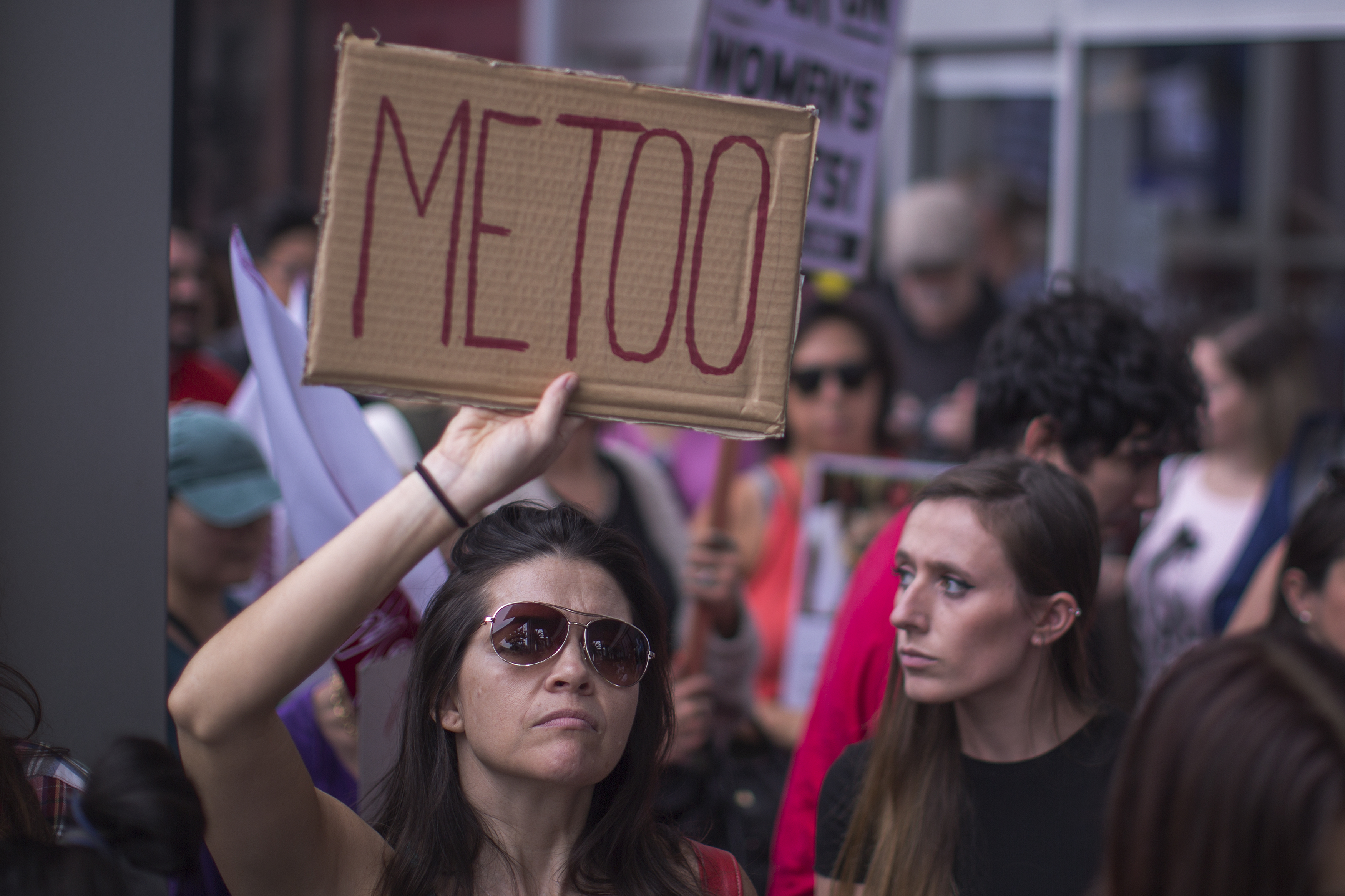 The women reporters who sparked the #MeToo movement are already being written out of the story