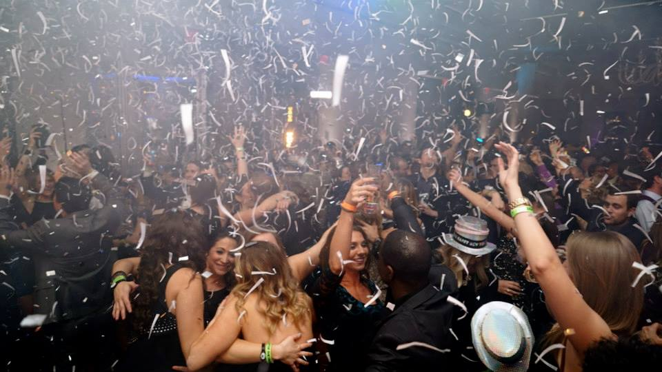 New Year's Eve at the W