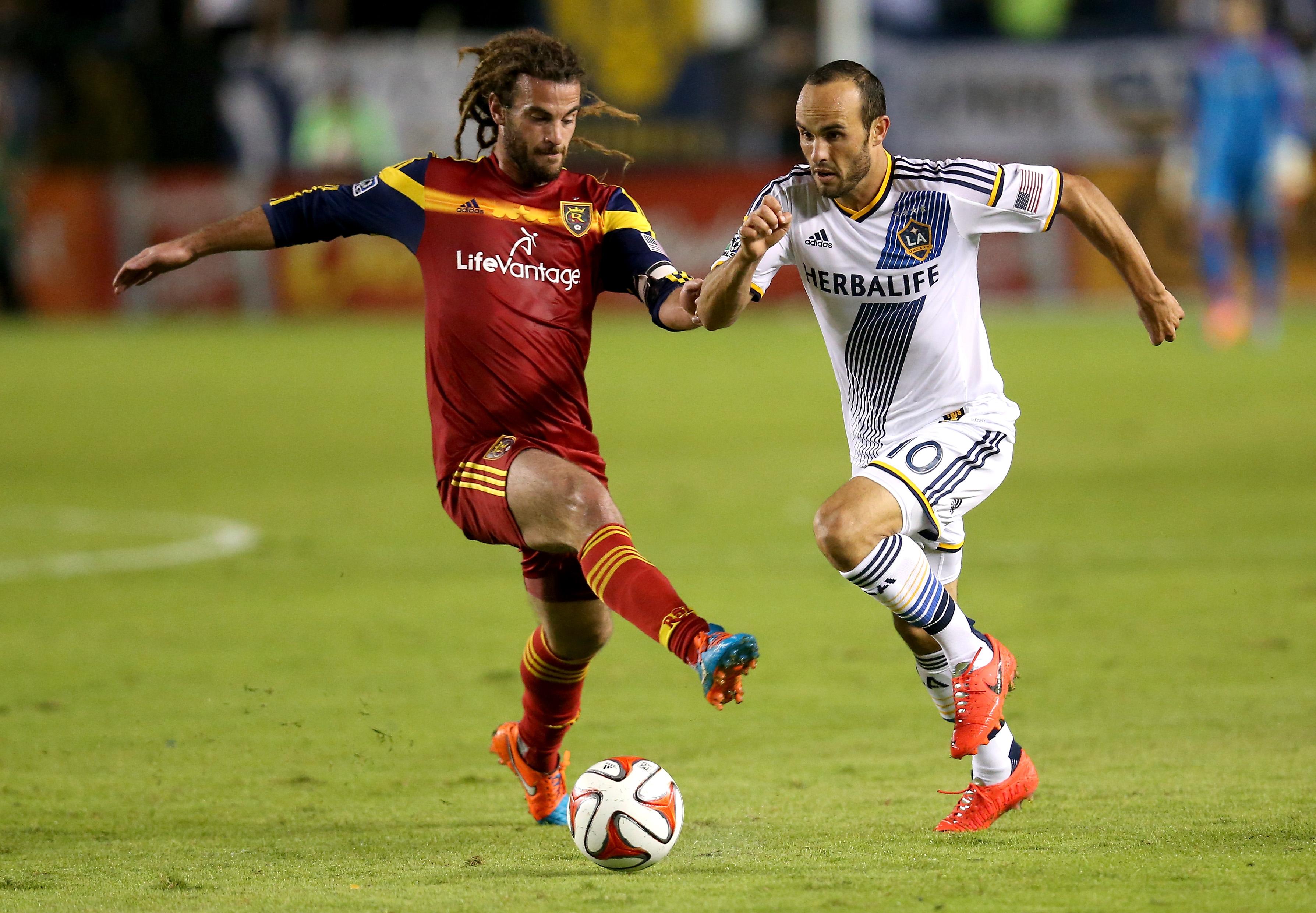 Real Salt Lake v Los Angeles Galaxy - Western Conference Semifinals - Leg 2