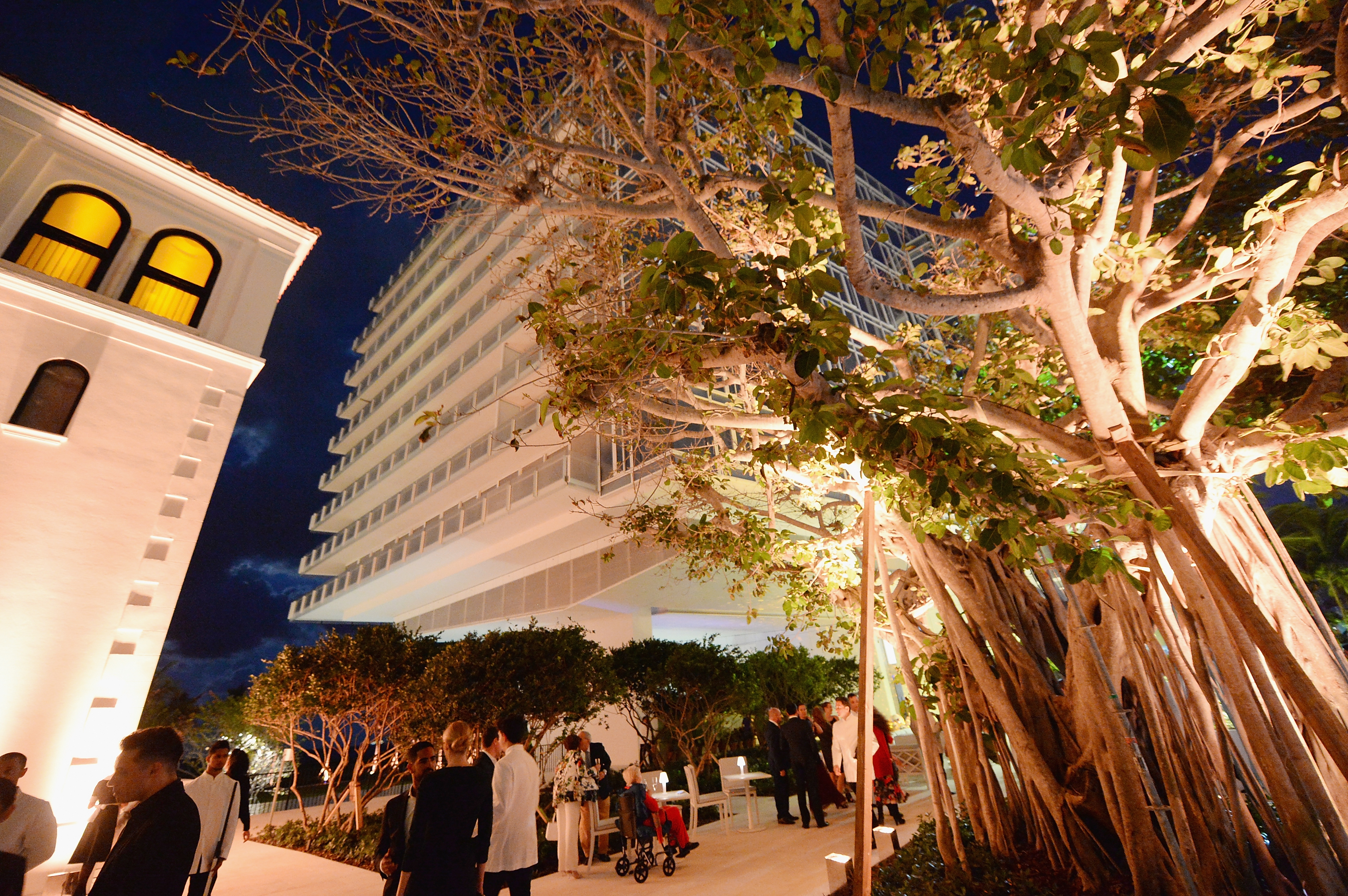 Four Seasons Hotel at The Surf Club Grand Opening