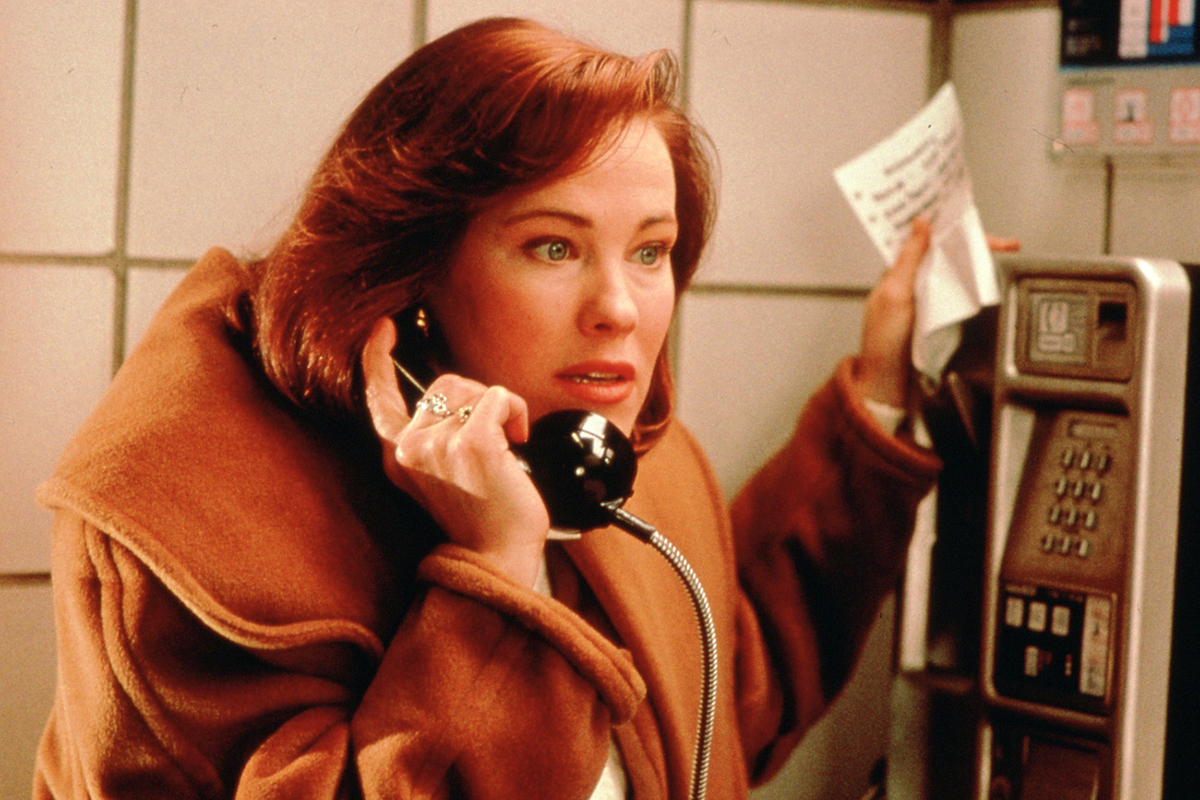 Catherine O'Hara in 'Home Alone'