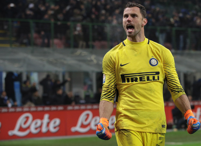 FC Internazionale v Pordenone - TIM Cup