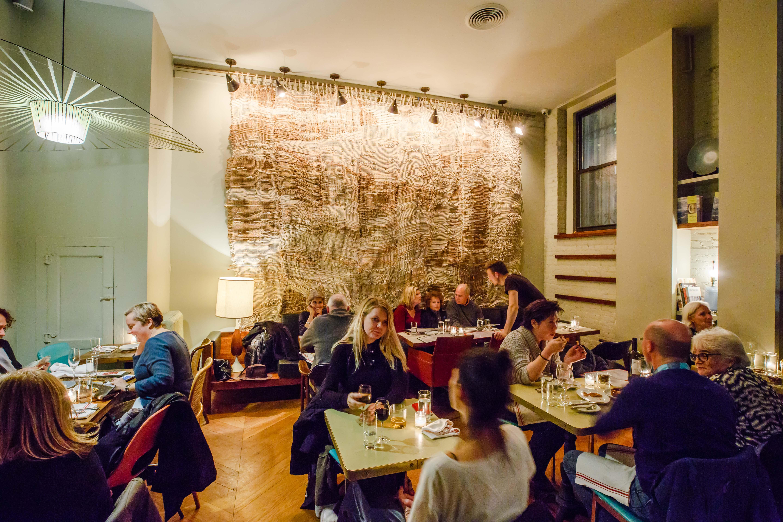 NYC's Top Restaurants of 2017