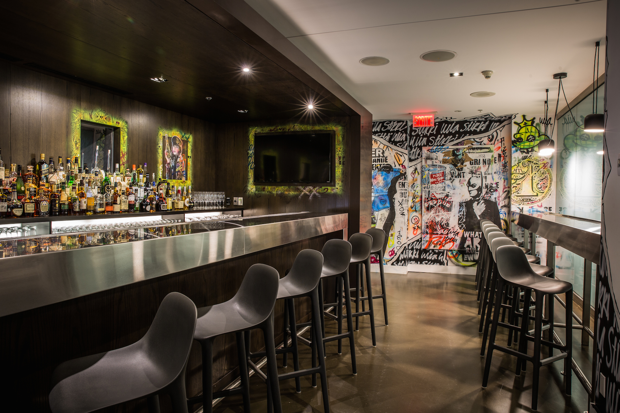 This Is ÊAT, the New Restaurant Inside the W Hotel Montreal