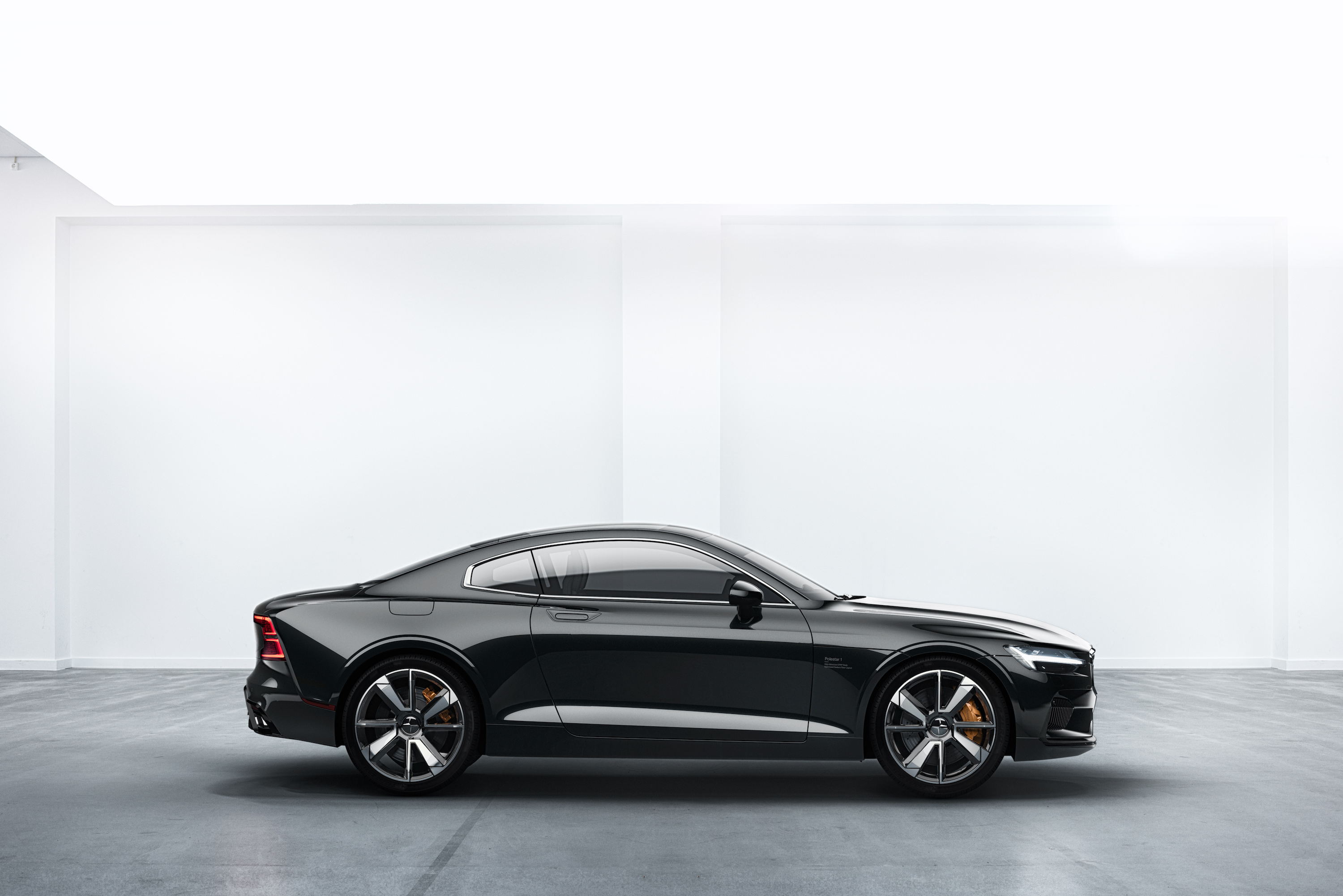 The High Performance Polestar 1 Is Coming To Just A Few Countries