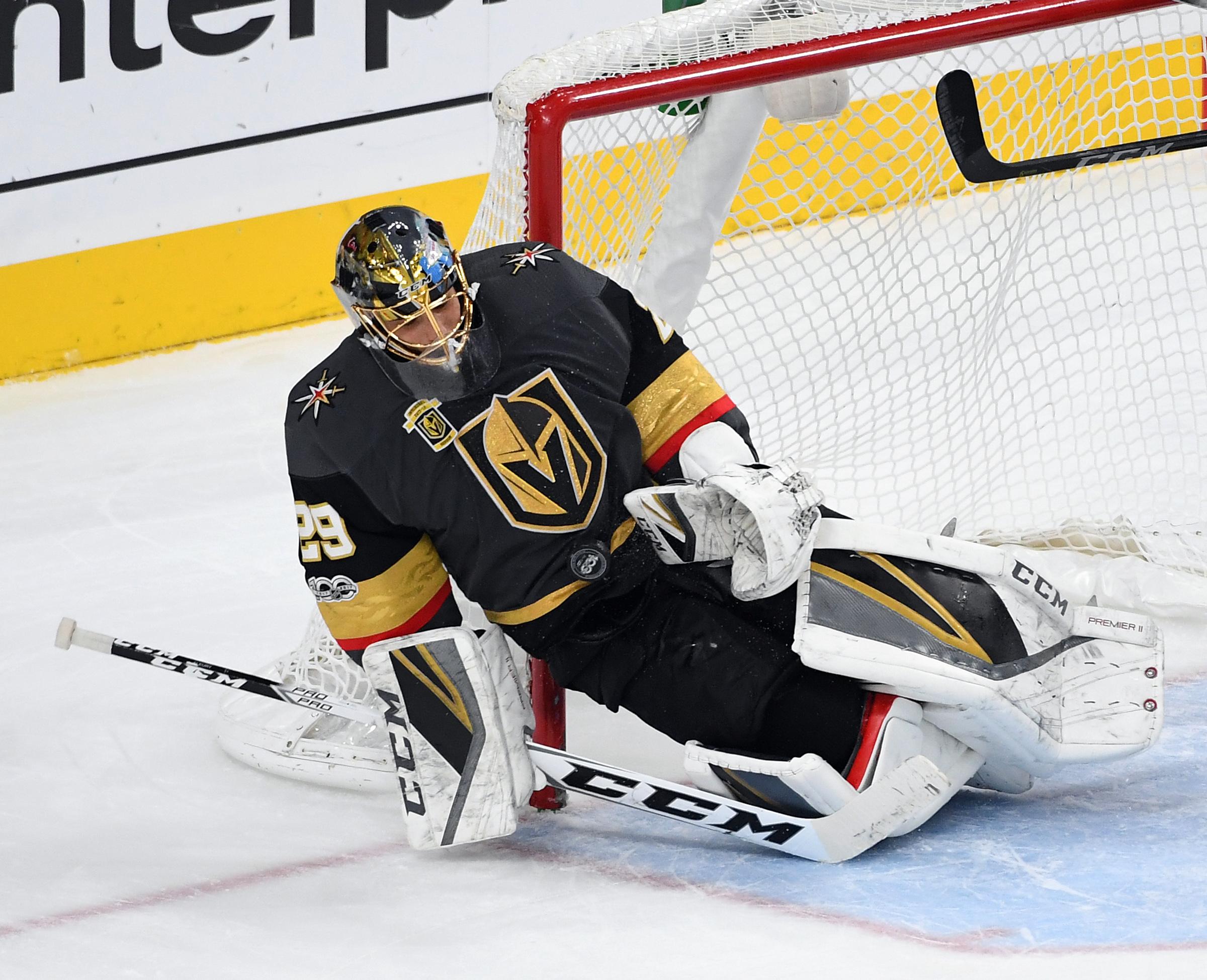 NHL: Pittsburgh Penguins at Vegas Golden Knights