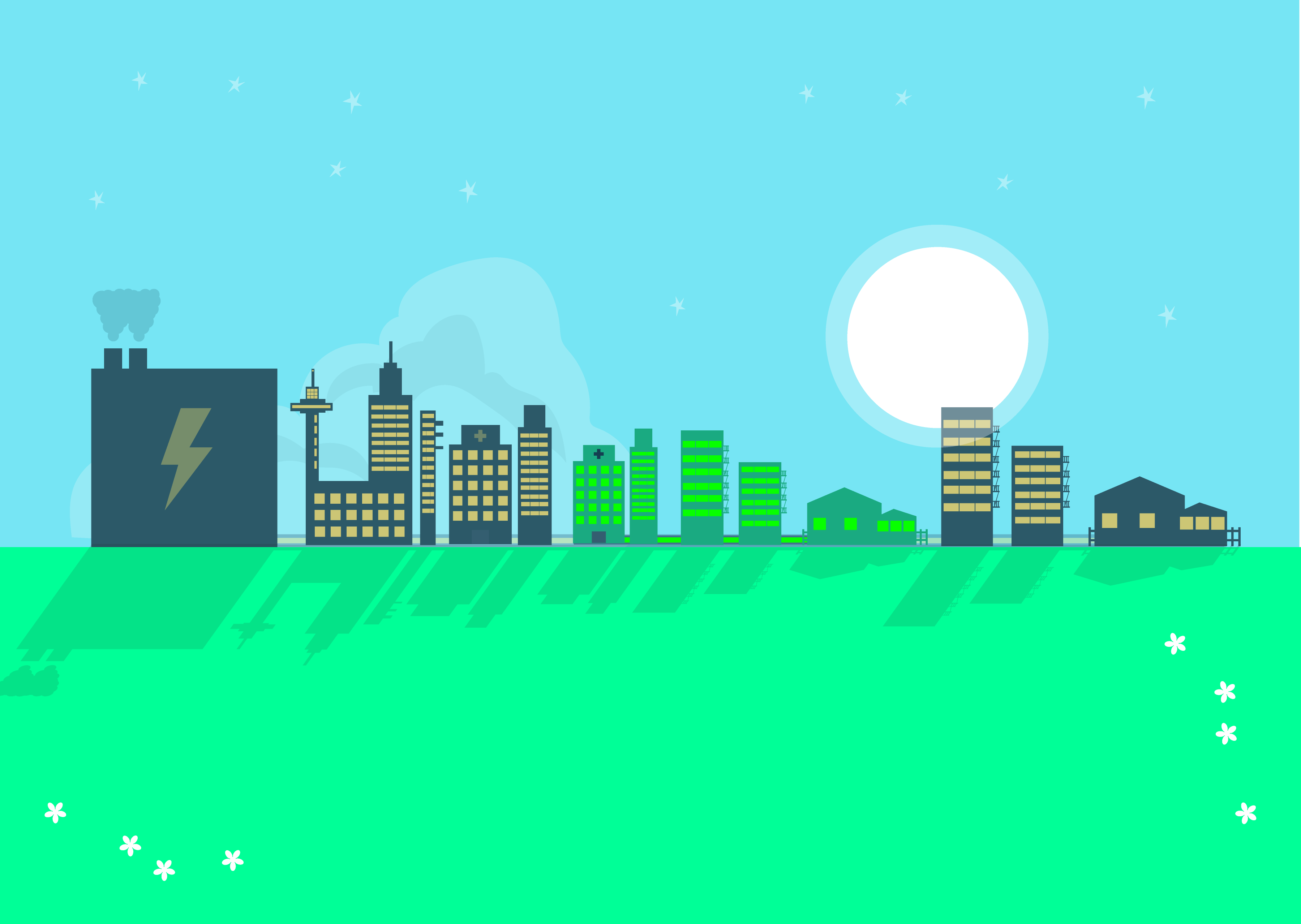 Microgrids Can Help Maximize Efficiency of Renewable Energy Consumption