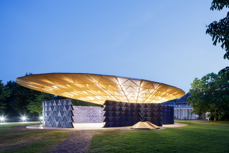 Francis Kéré's Serpentine Pavilion 2017